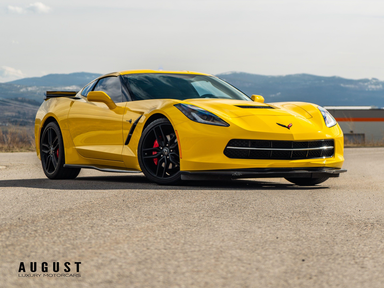 Pre-Owned 2015 Chevrolet Corvette 3LT