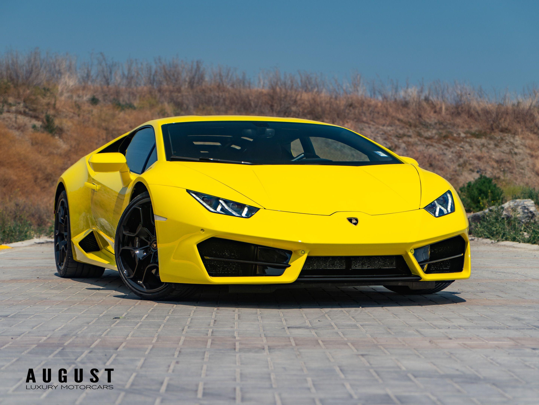 Pre-Owned 2018 Lamborghini Huracan LP 580-2