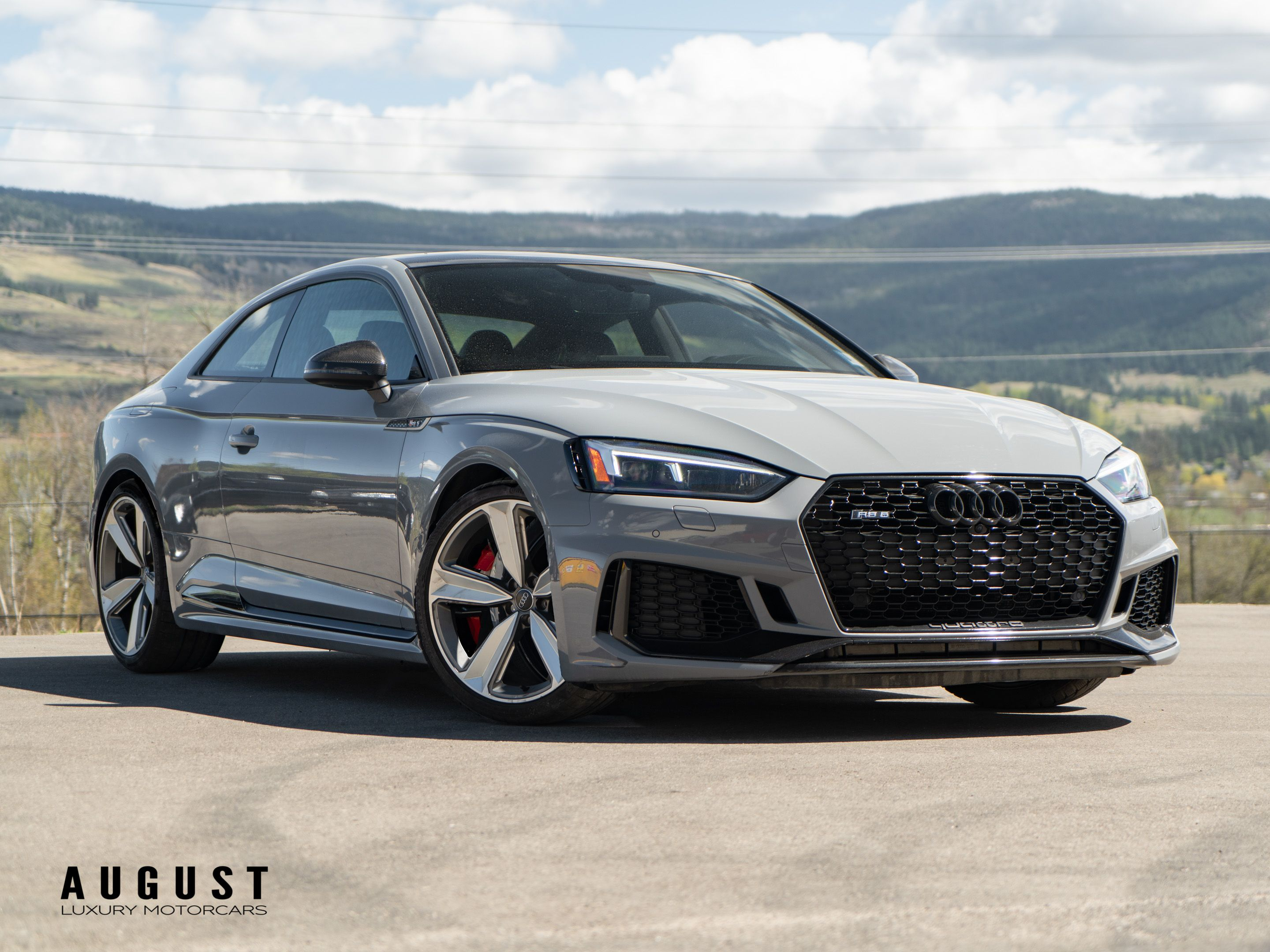 Pre-Owned 2019 Audi RS 5 Coupe