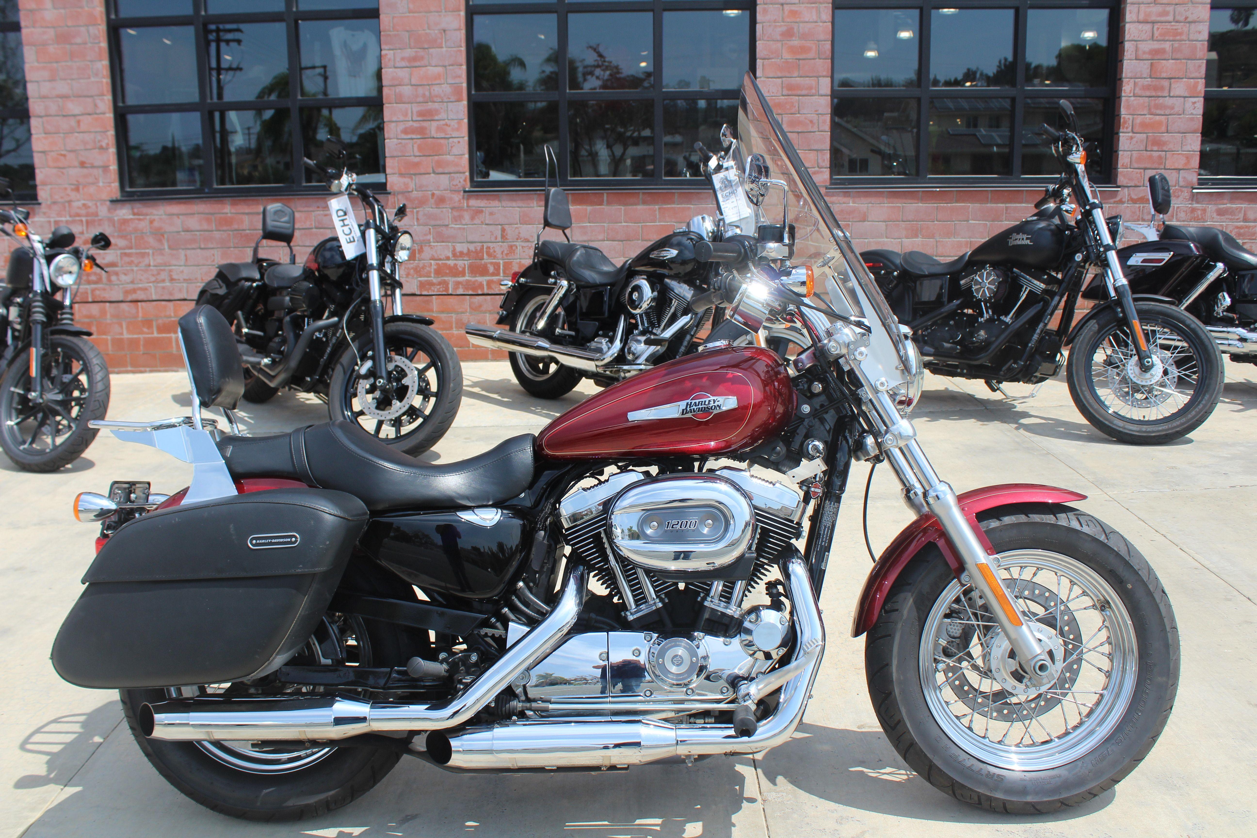 2017 Harley-Davidson 1200 Custom