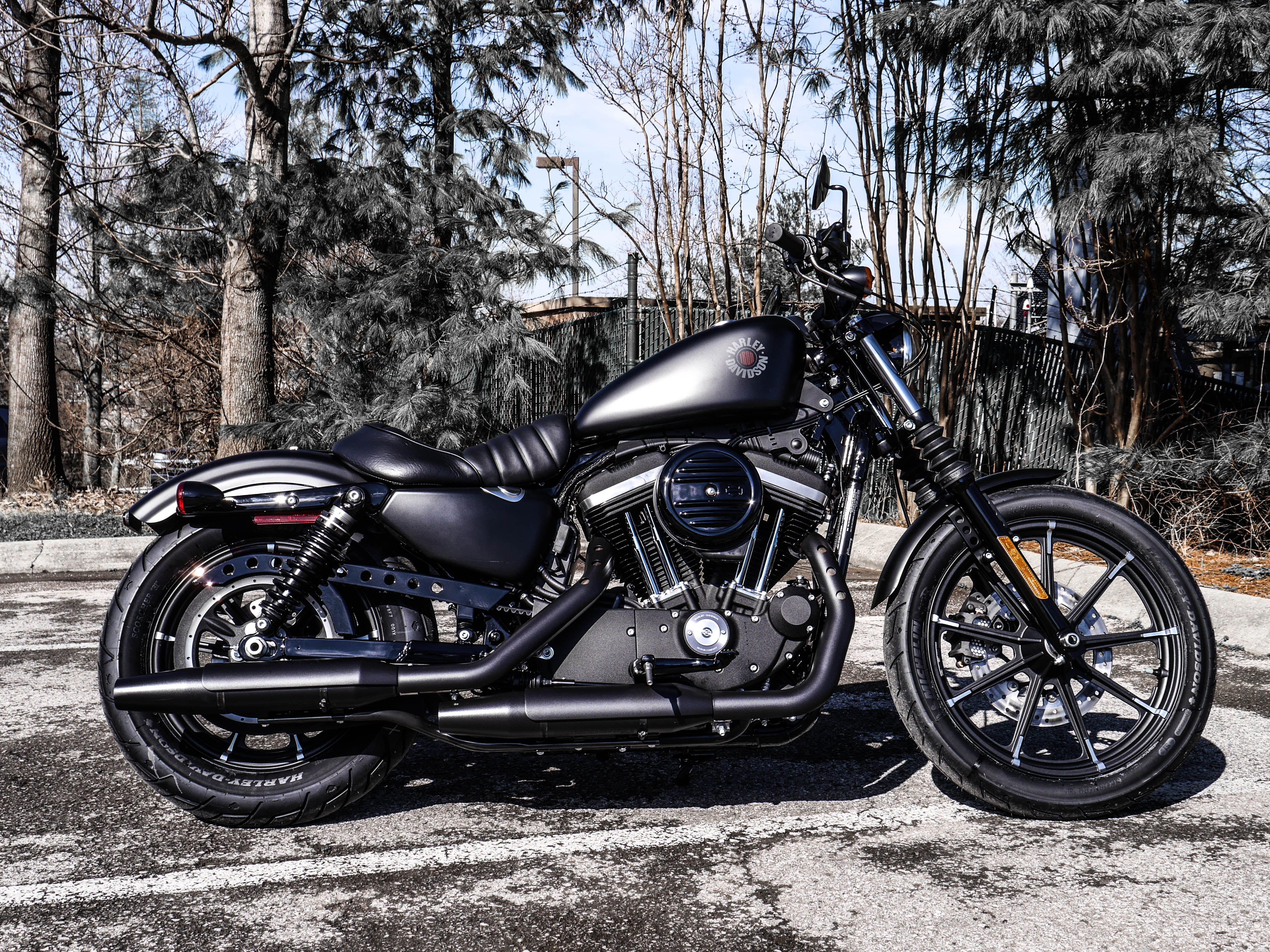 pre-owned 2019 harley-davidson 883 in franklin #tt421266 | moonshine