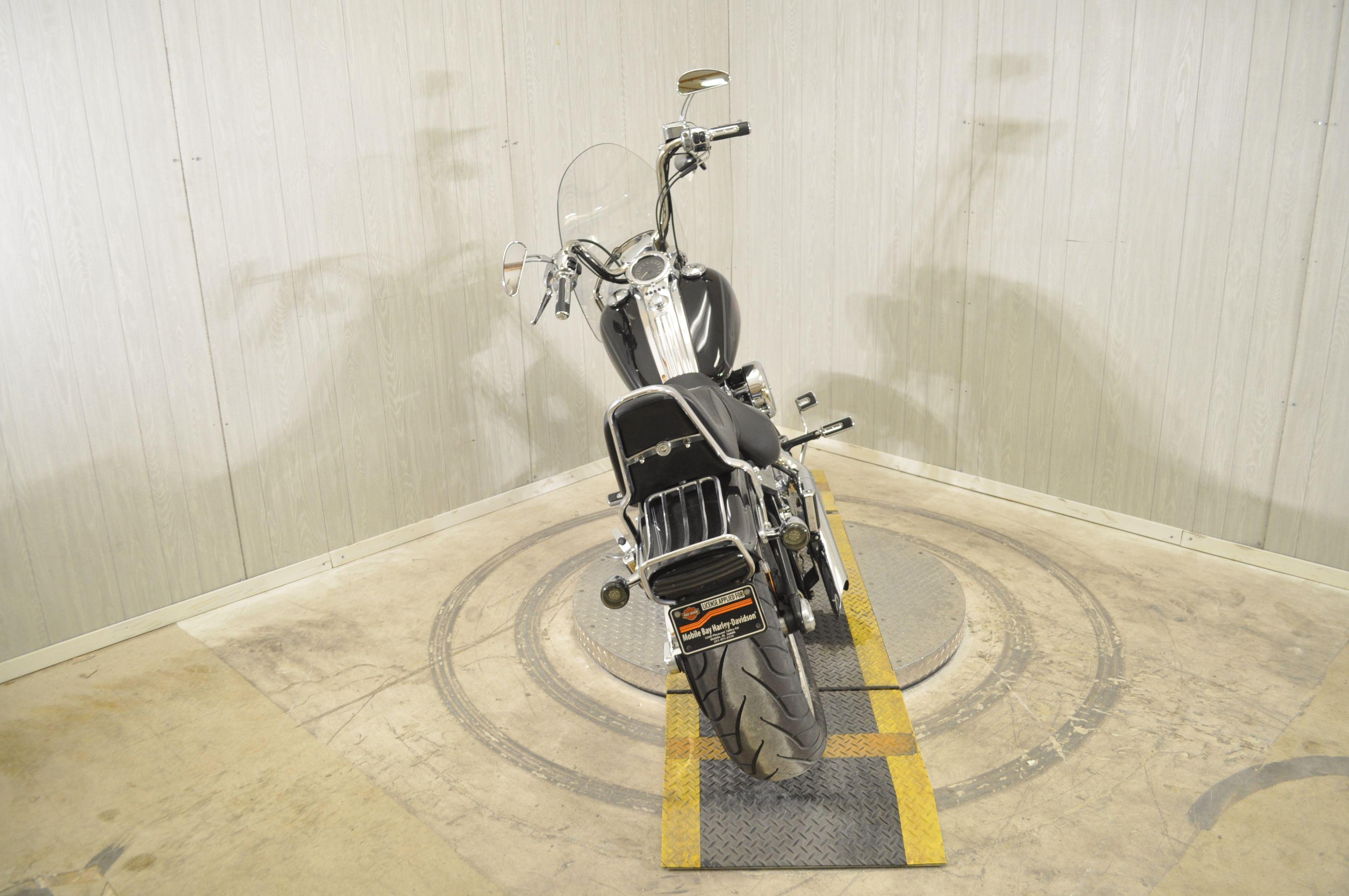 Pre-Owned 2008 Harley-Davidson Custom FXSTC