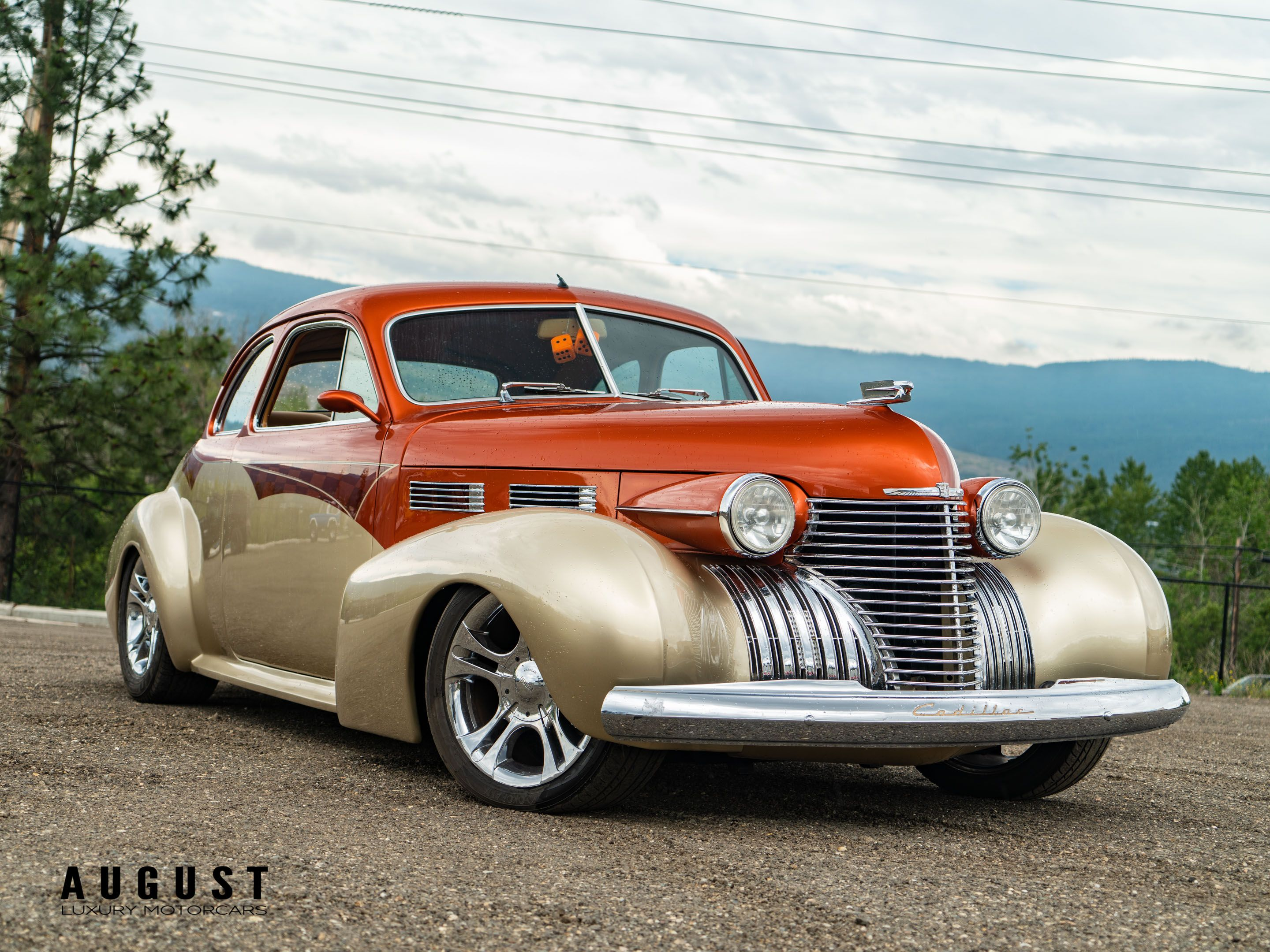 Pre-Owned 1940 Cadillac Series 62 Custom Coupe