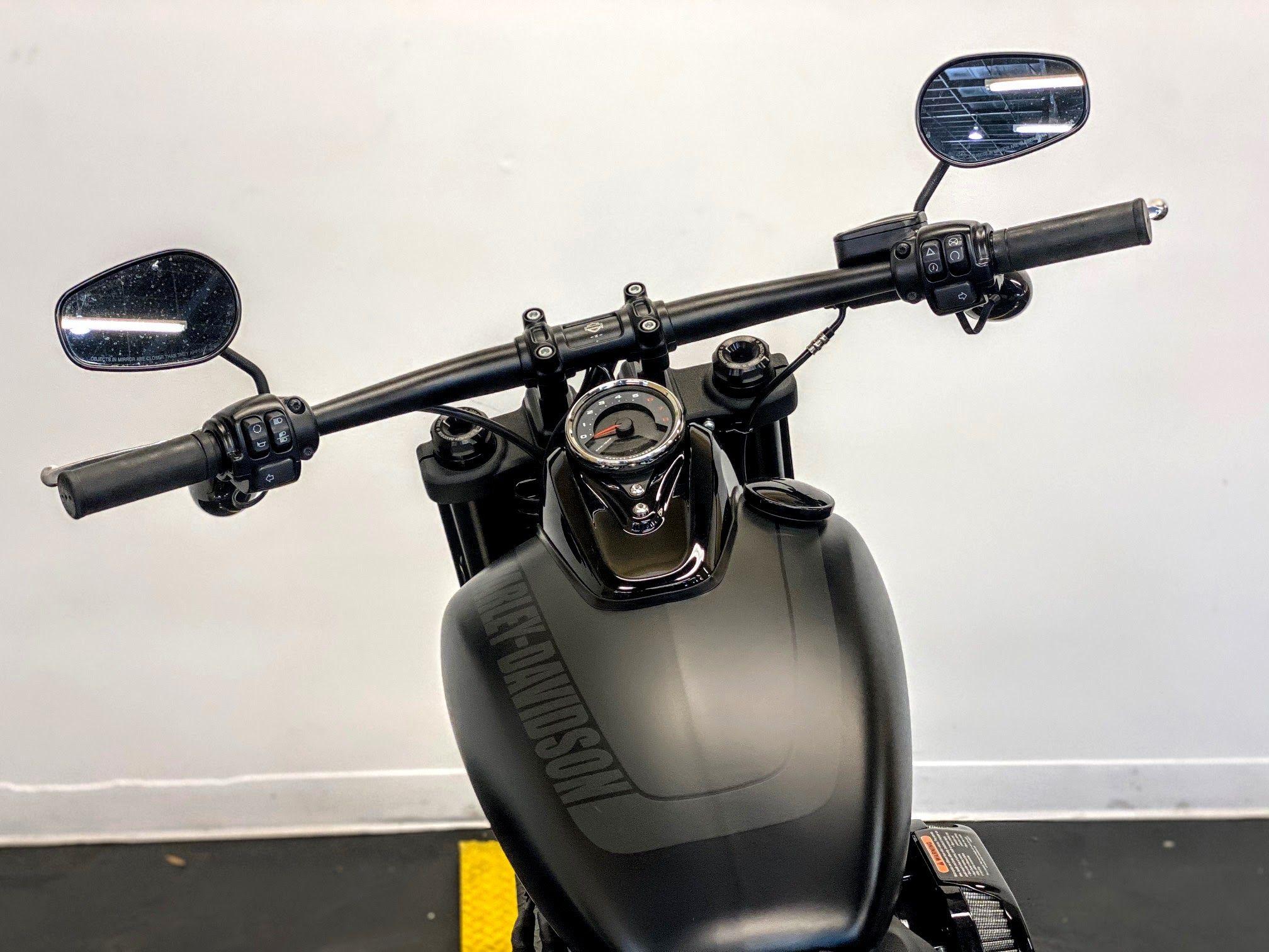 Pre-Owned 2018 Harley-Davidson Fat Bob 114 FXFBS