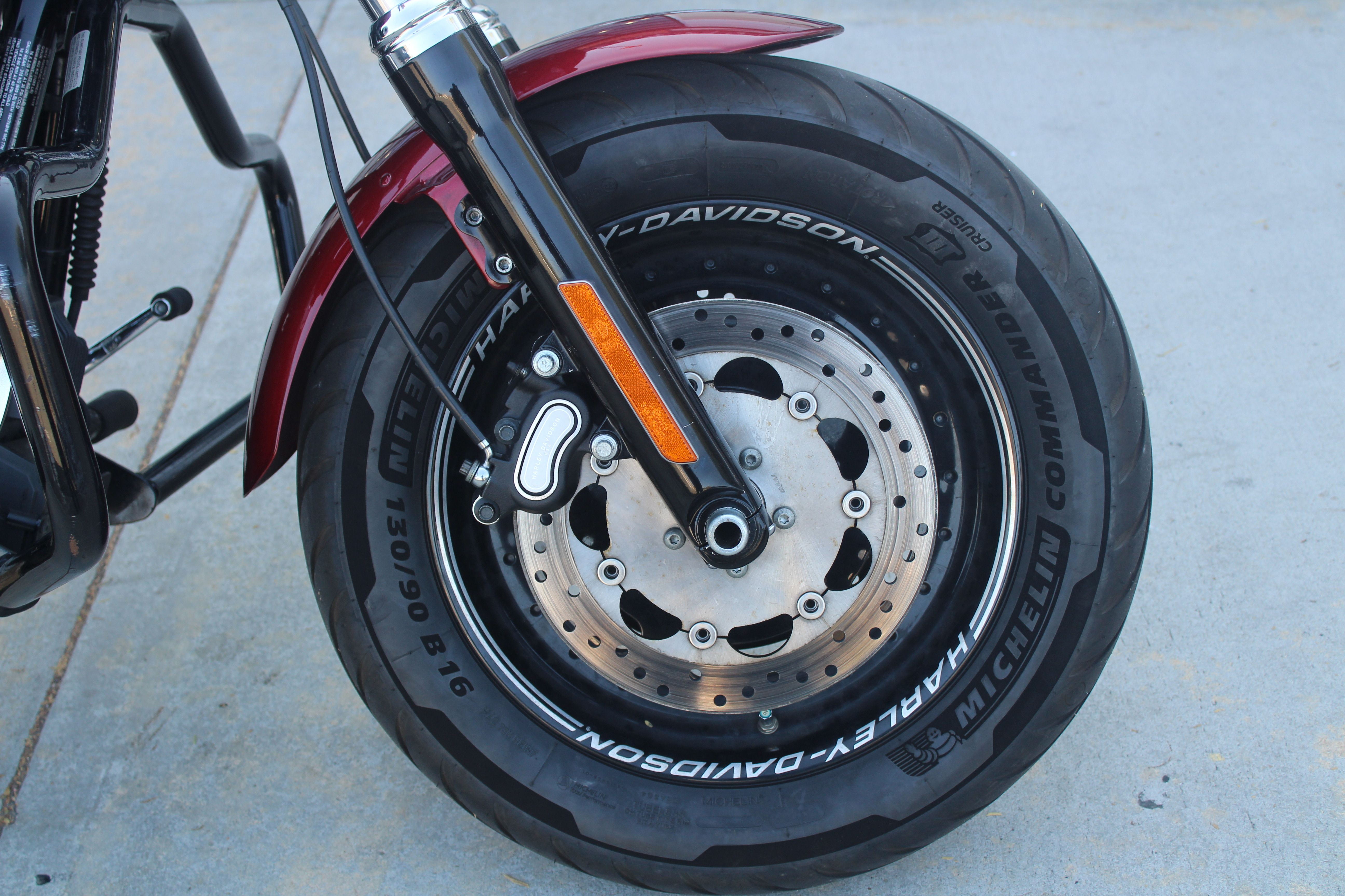 Pre-Owned 2016 Harley-Davidson Fat Bob