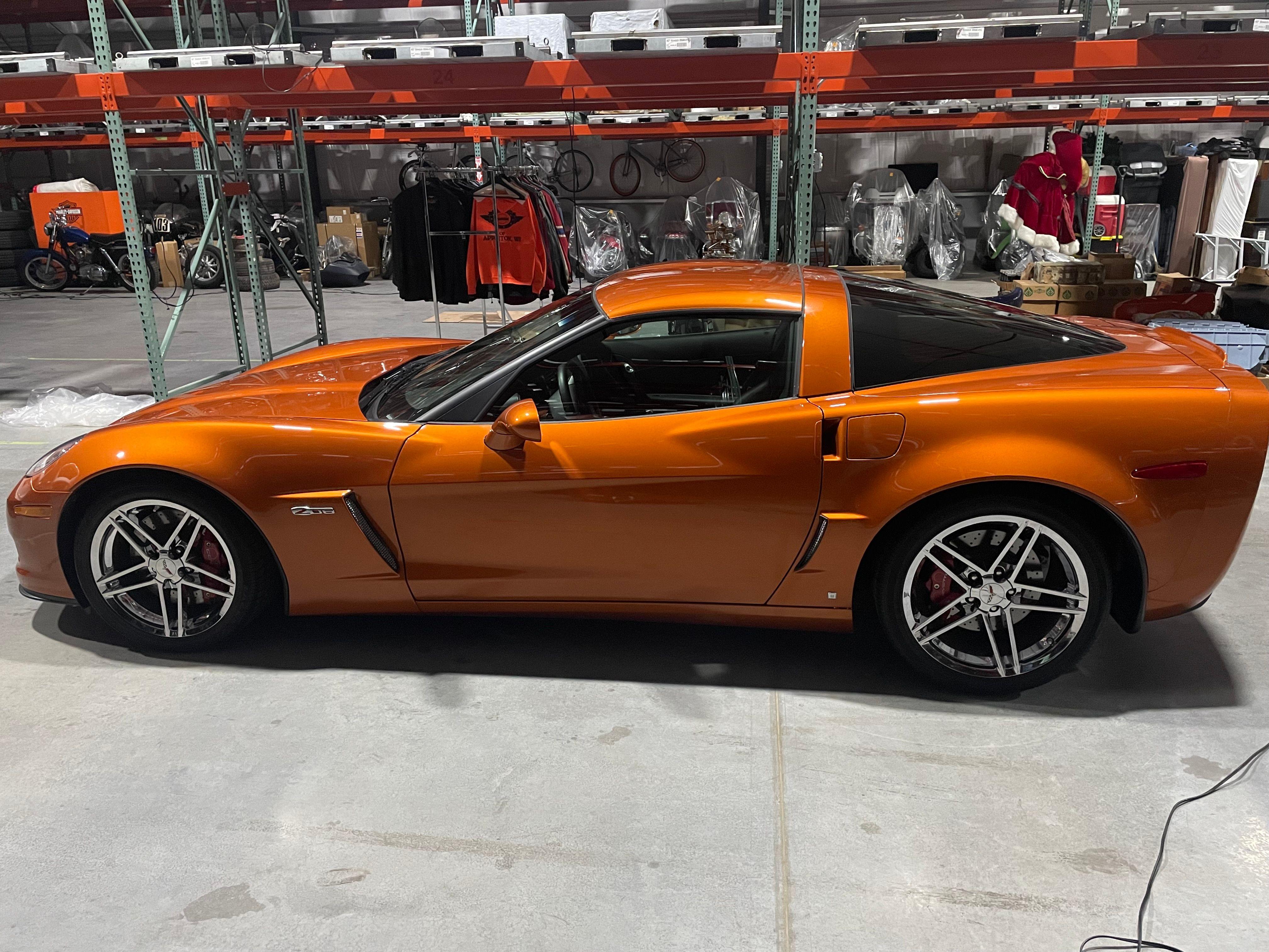 2008 Chevorlet Corvette Z06