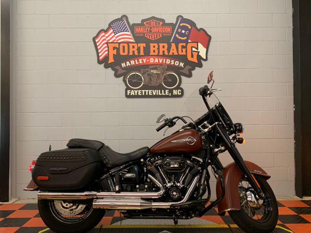 2018 Harley-Davidson Heritage Classic 114