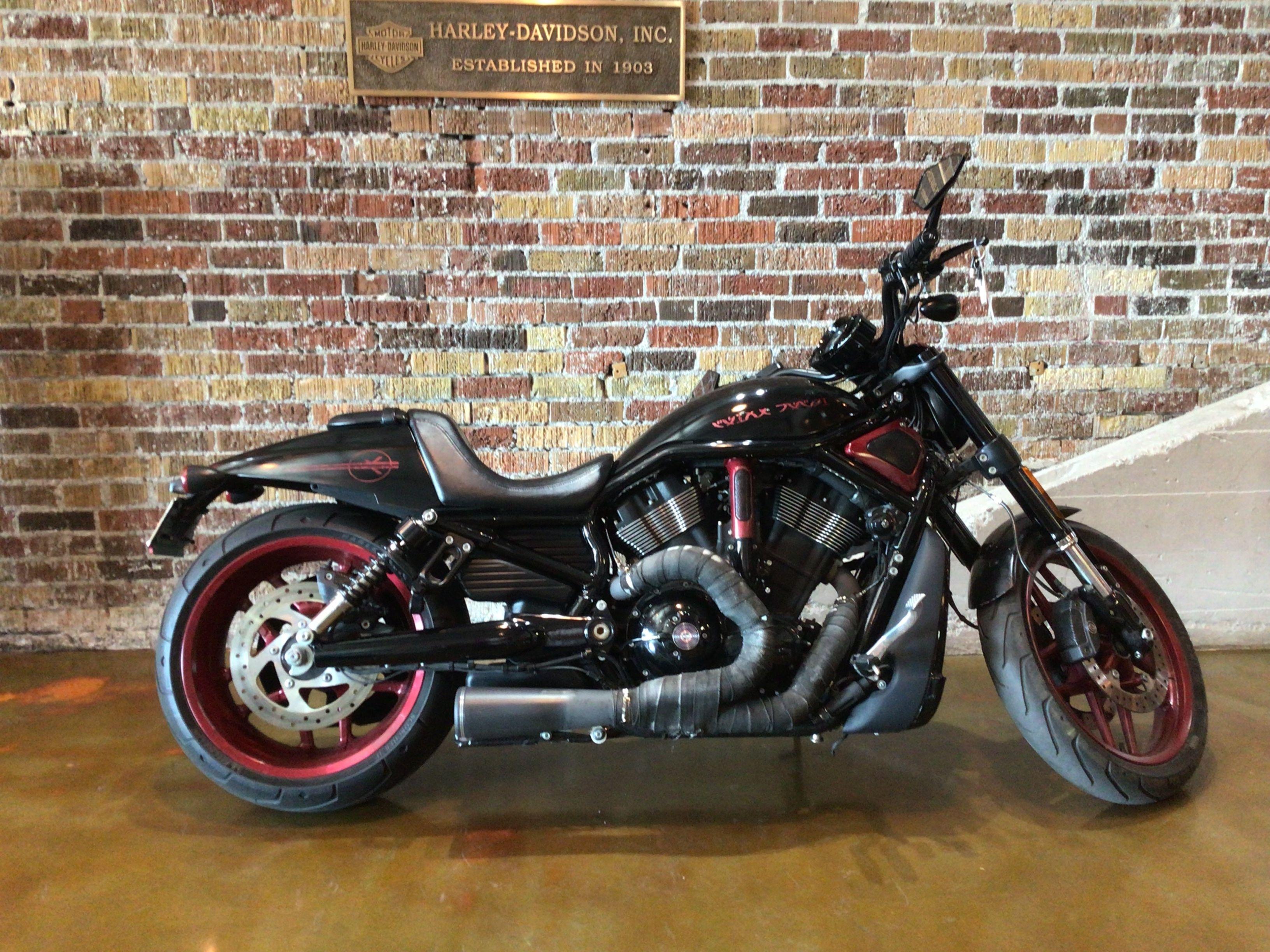 2014 Harley-Davidson Night Rod Special