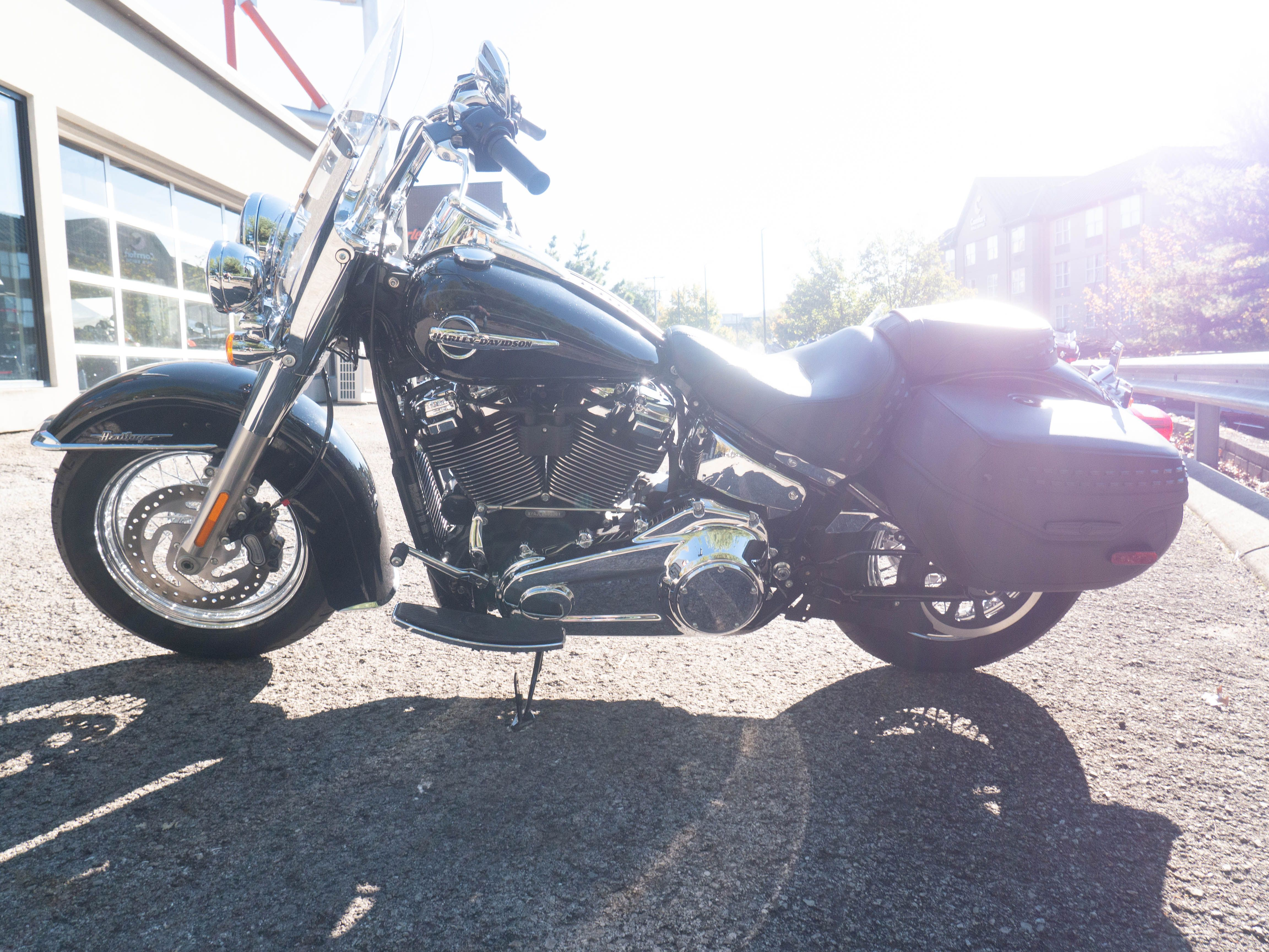 Pre-Owned 2020 Harley-Davidson Heritage Classic