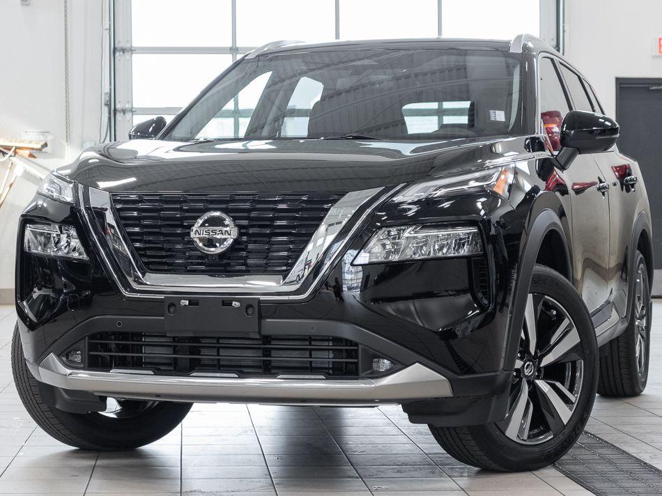 2021 Nissan Rogue Platinum CVT (2)