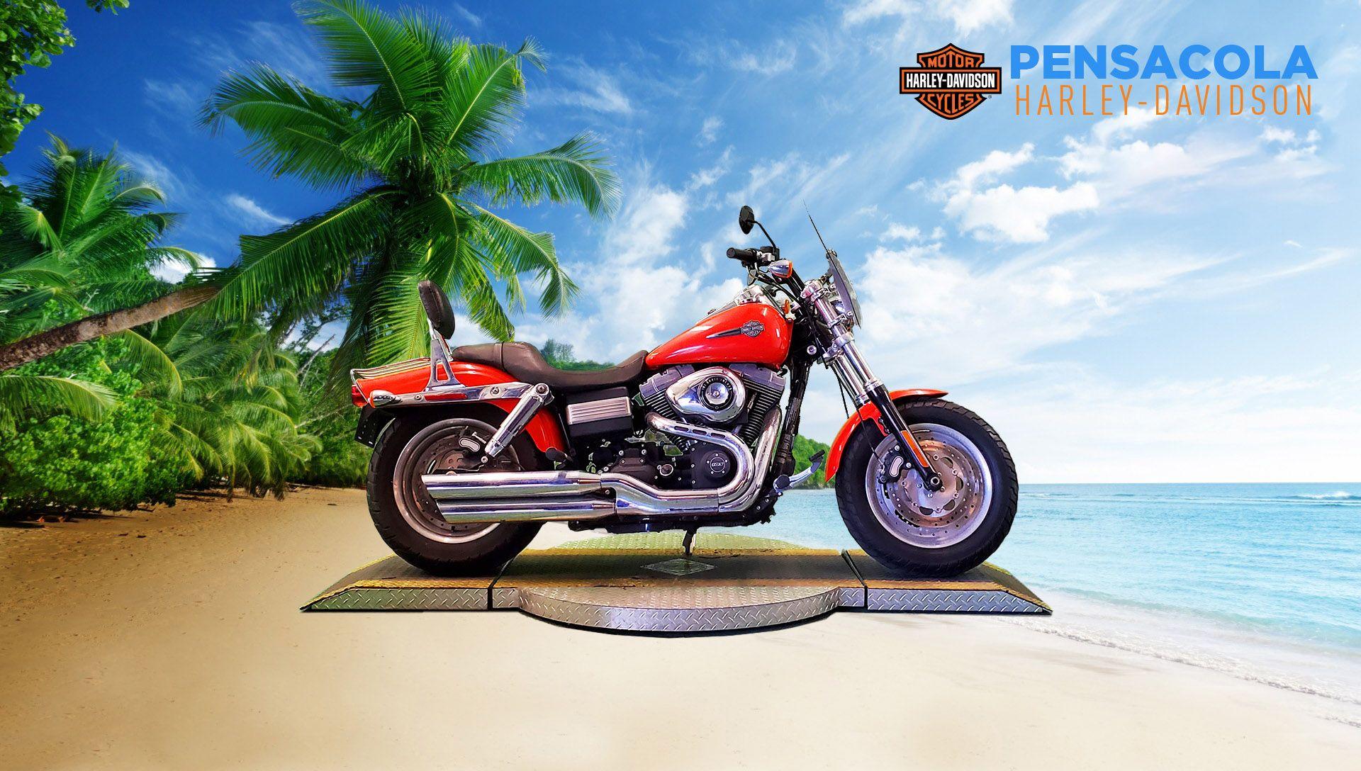 Pre-Owned 2012 Harley-Davidson Fat Bob FXDF
