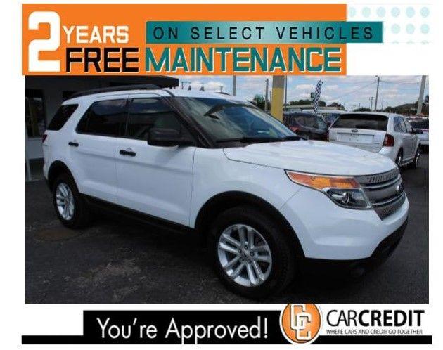 Pre-Owned 2015 Ford Explorer Base