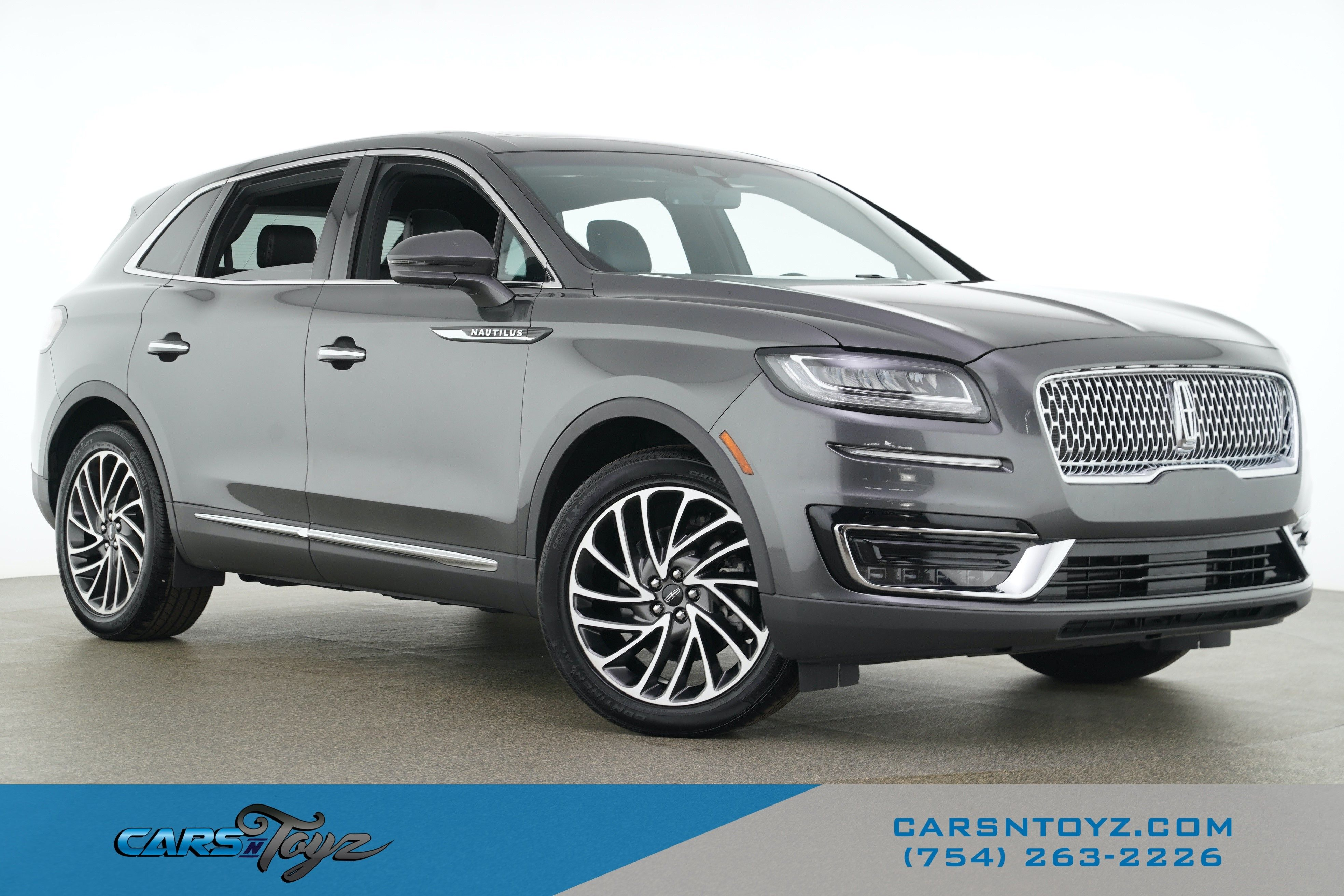 2019 Lincoln Nautilus Reserve Front Wheel Drive Sport Utility