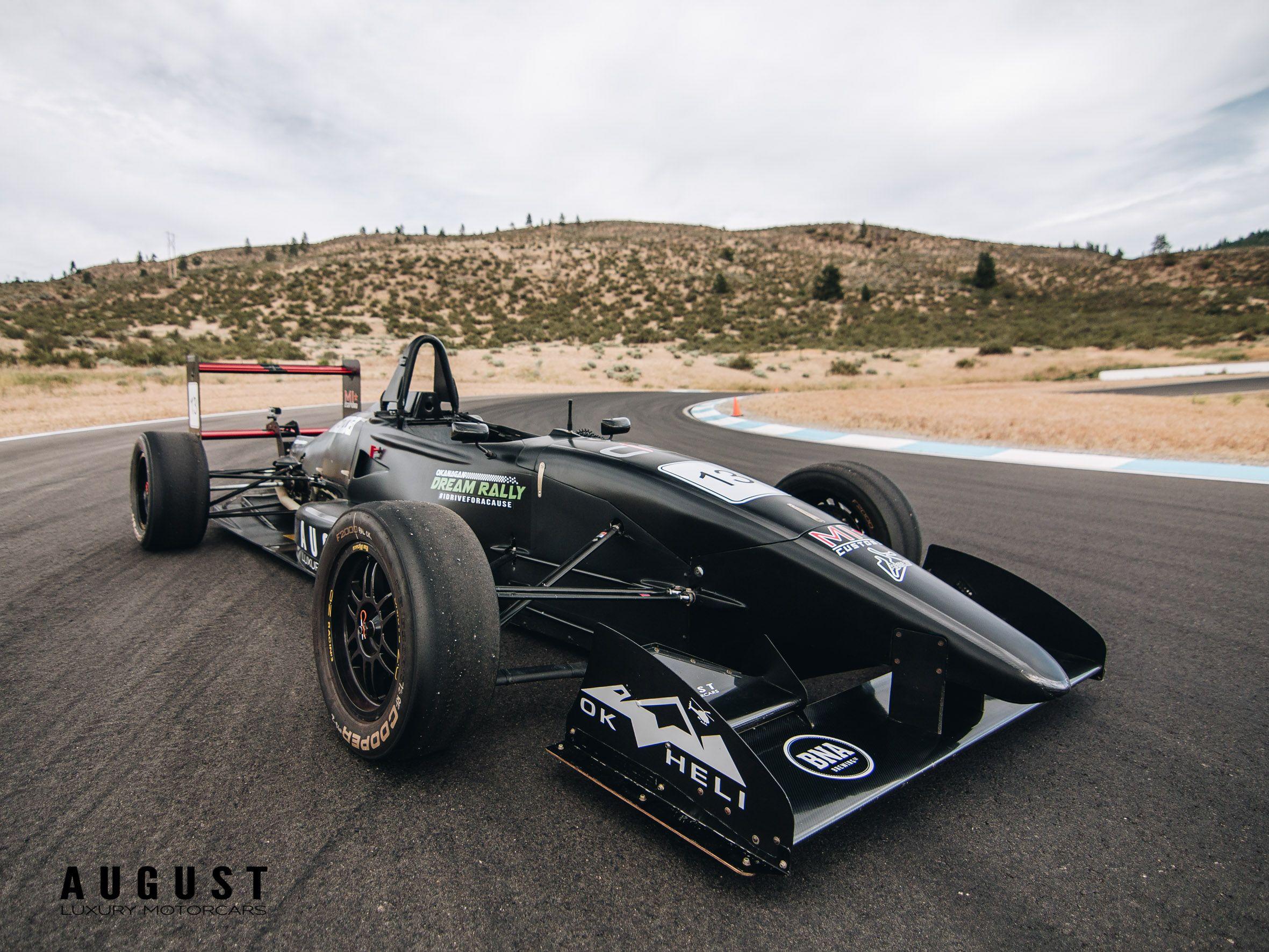 Pre-Owned 2010 Elan DP08 USF2000 Race Car