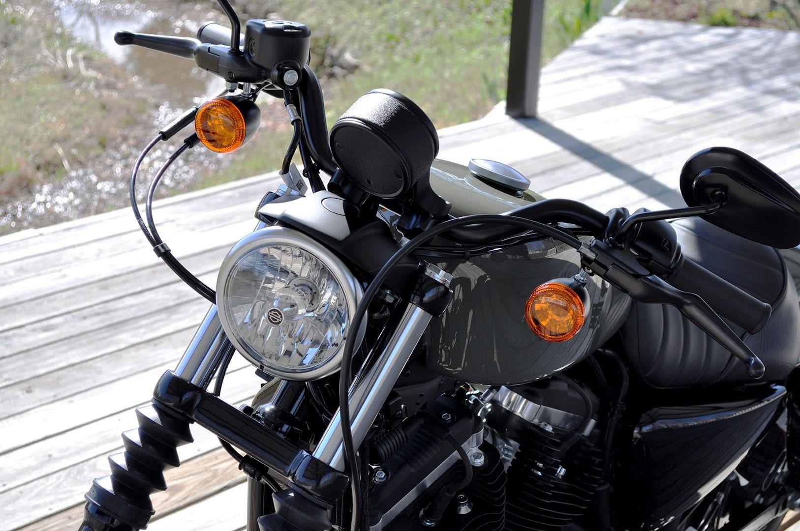 New 2021 Harley-Davidson Iron 883