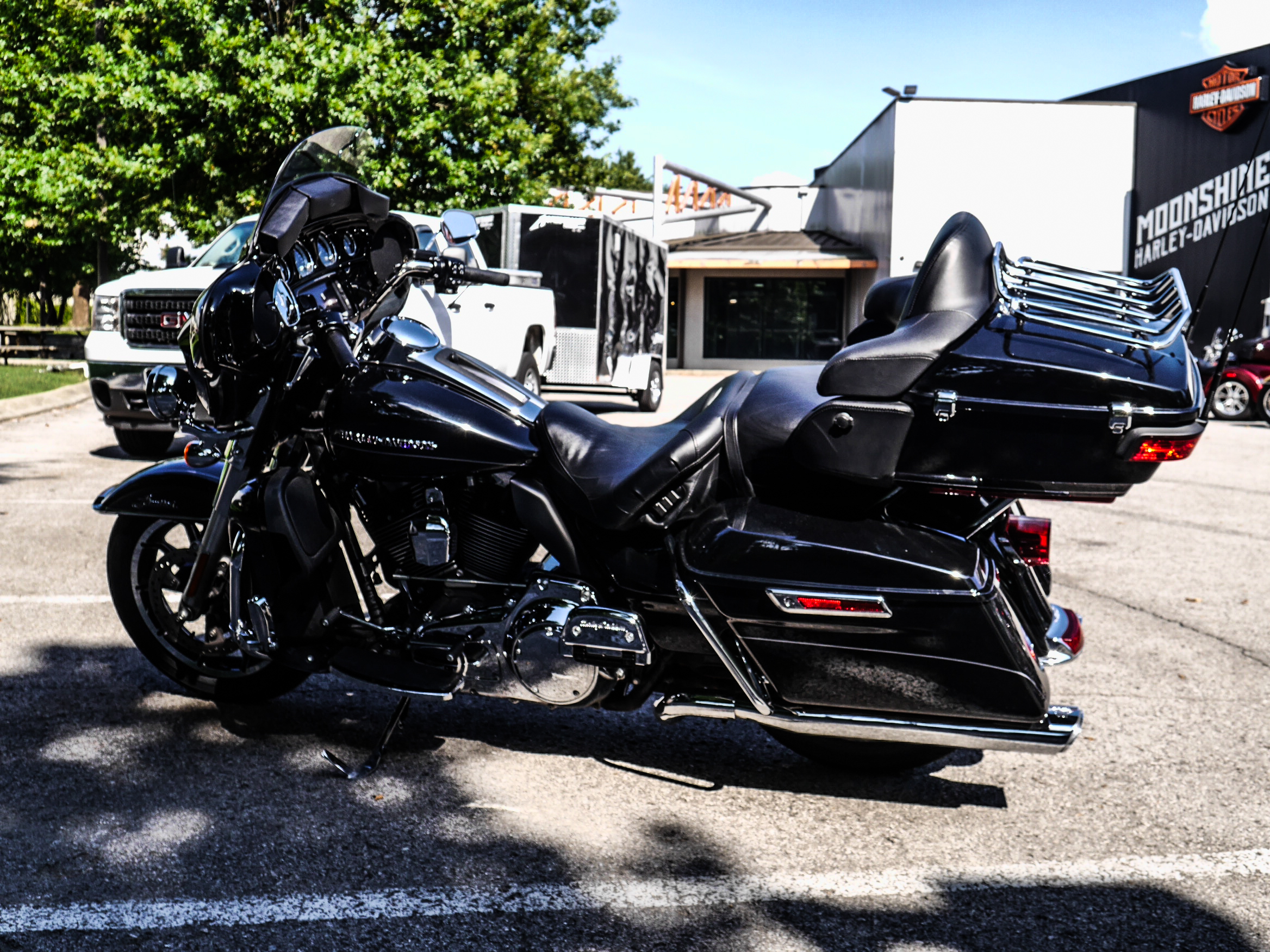 Pre-Owned 2015 Harley-Davidson Ultra Limited