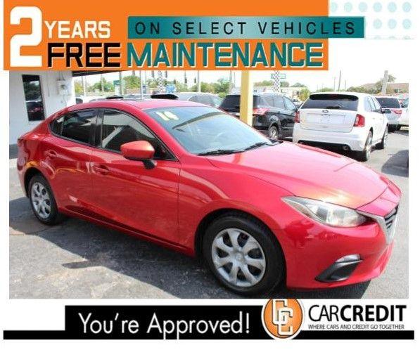 Pre-Owned 2014 Mazda3 i Sport