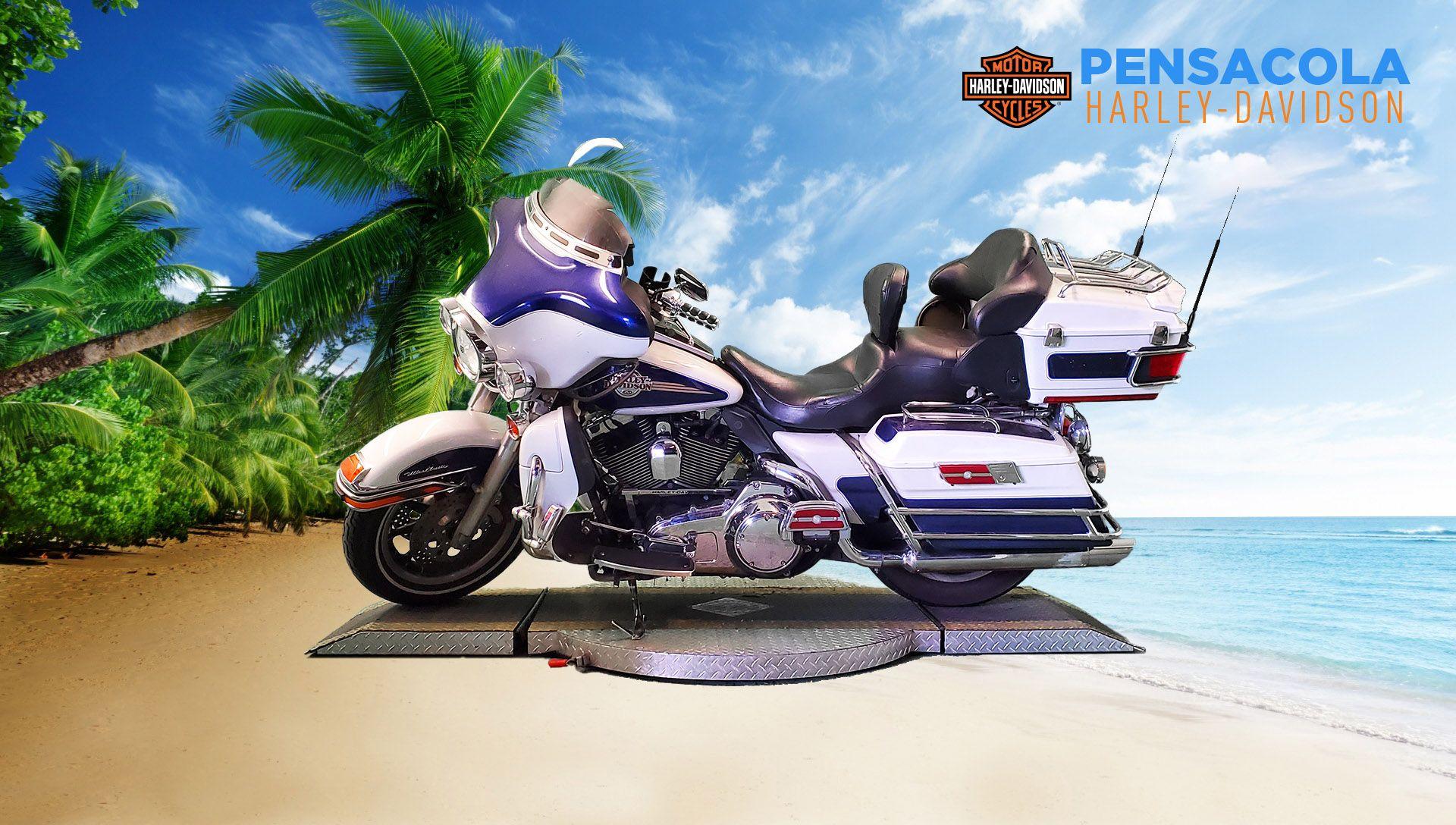 Pre-Owned 2007 Harley-Davidson Electra Glide Ultra Classic FLHTCU