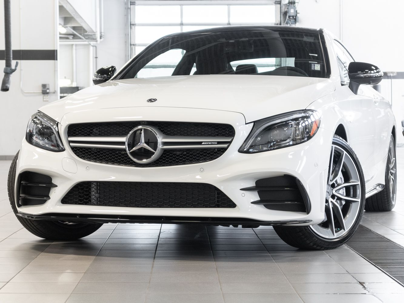 New 2020 Mercedes Benz C43 Amg 4matic Coupe 2 Door Coupe In Kelowna M20312 Kelowna Mercedes Benz