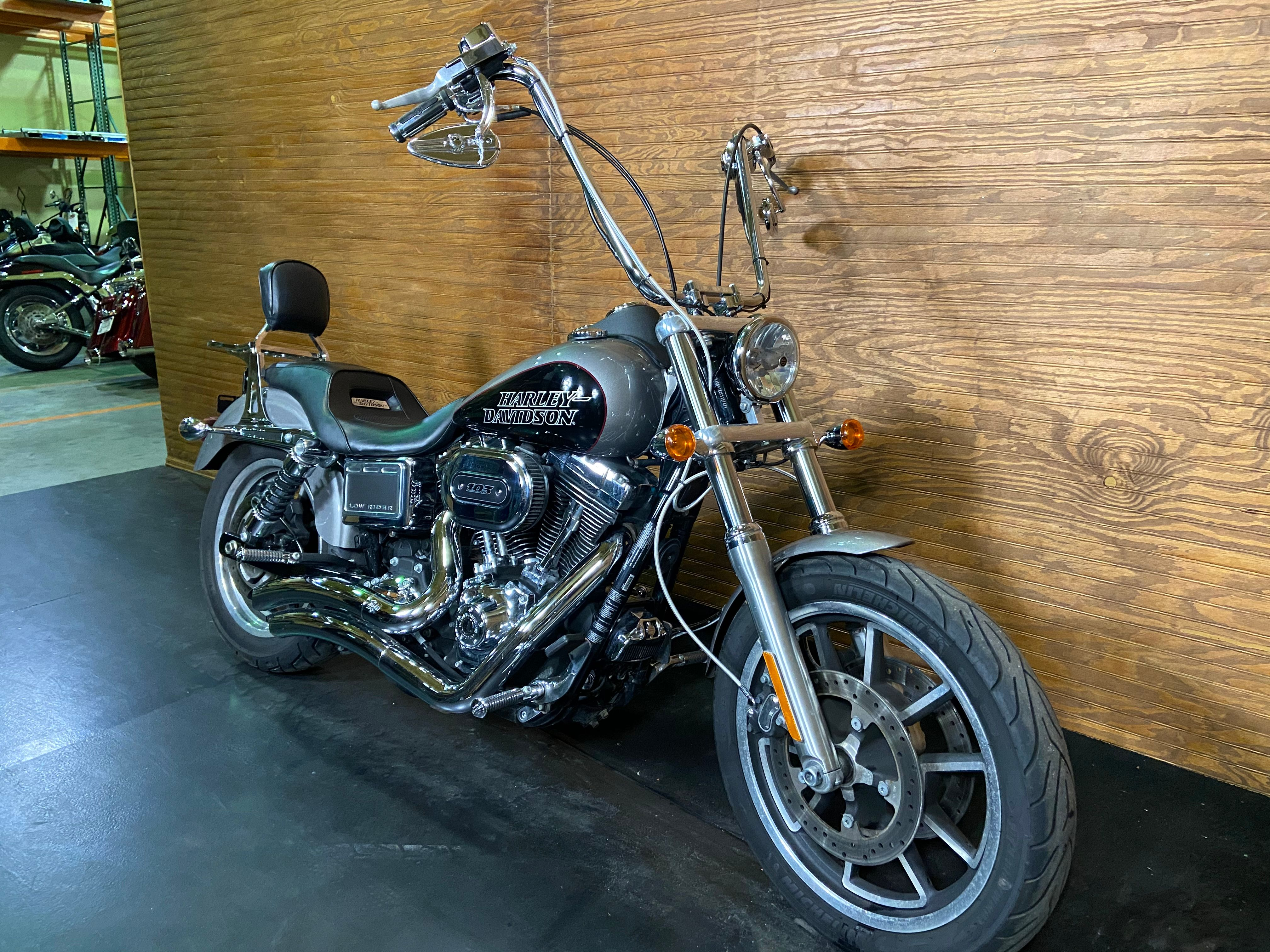 Pre-Owned 2016 Harley-Davidson Low Rider