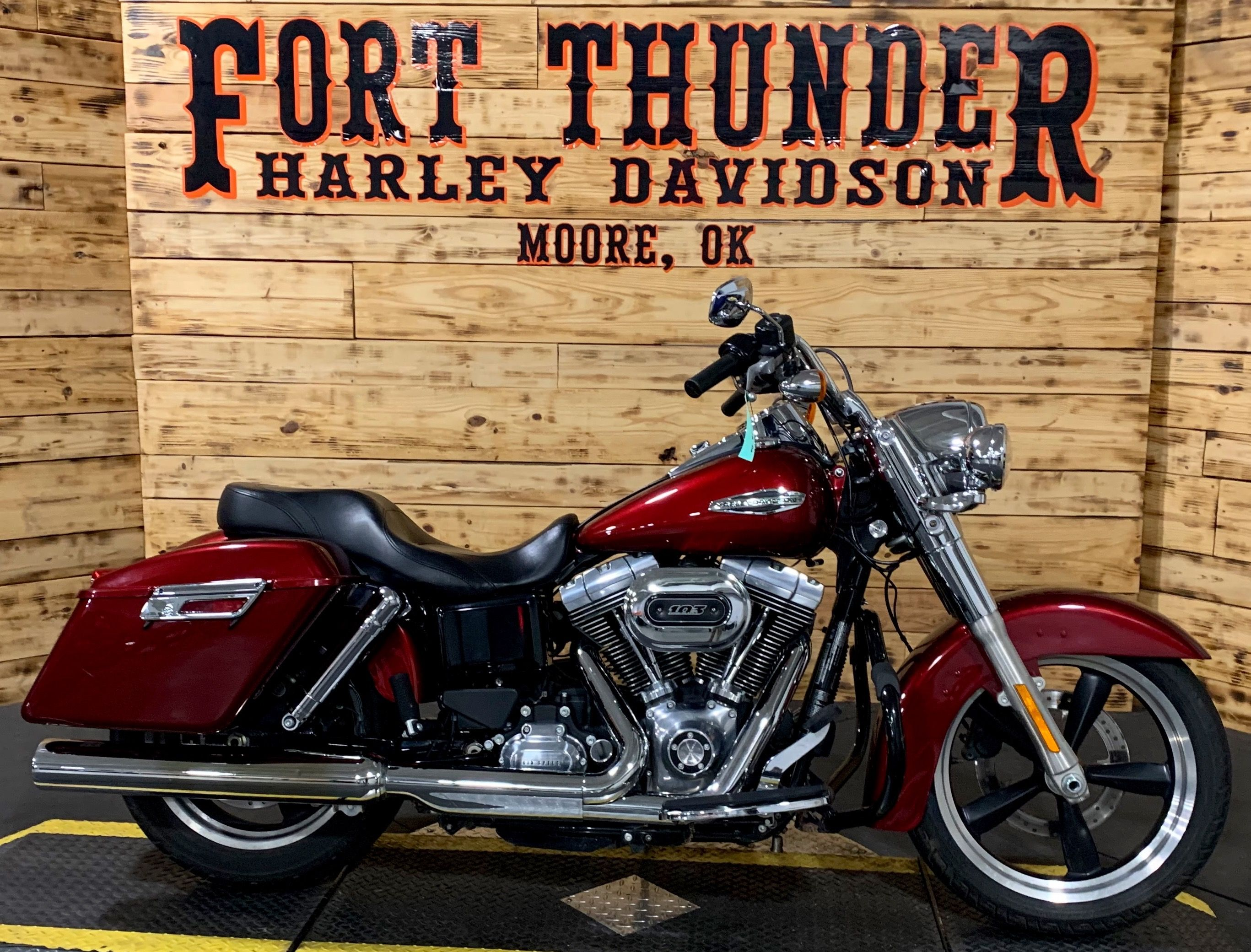2016 Harley-Davidson Switchback