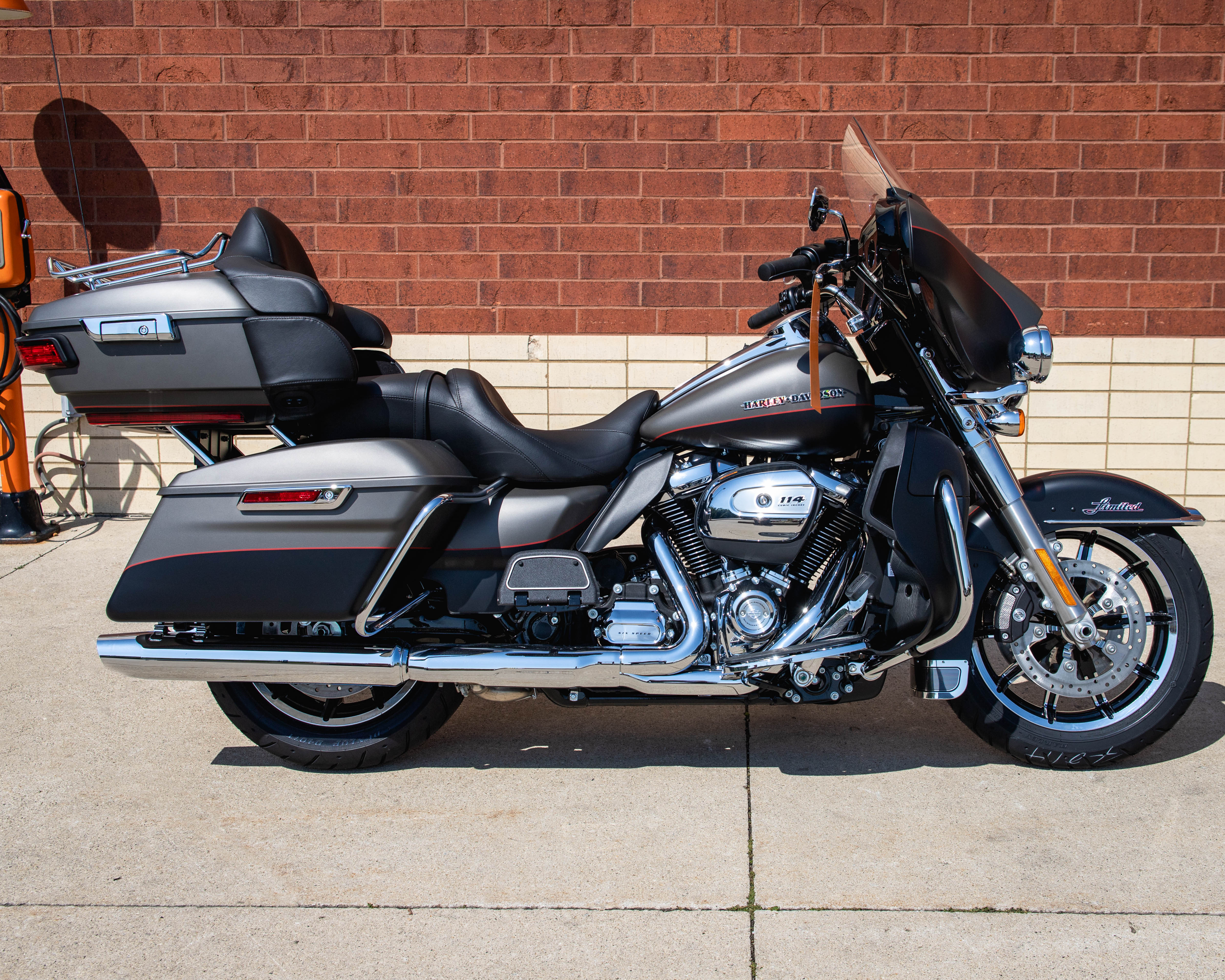 New 2019 Harley-Davidson Ultra Limited