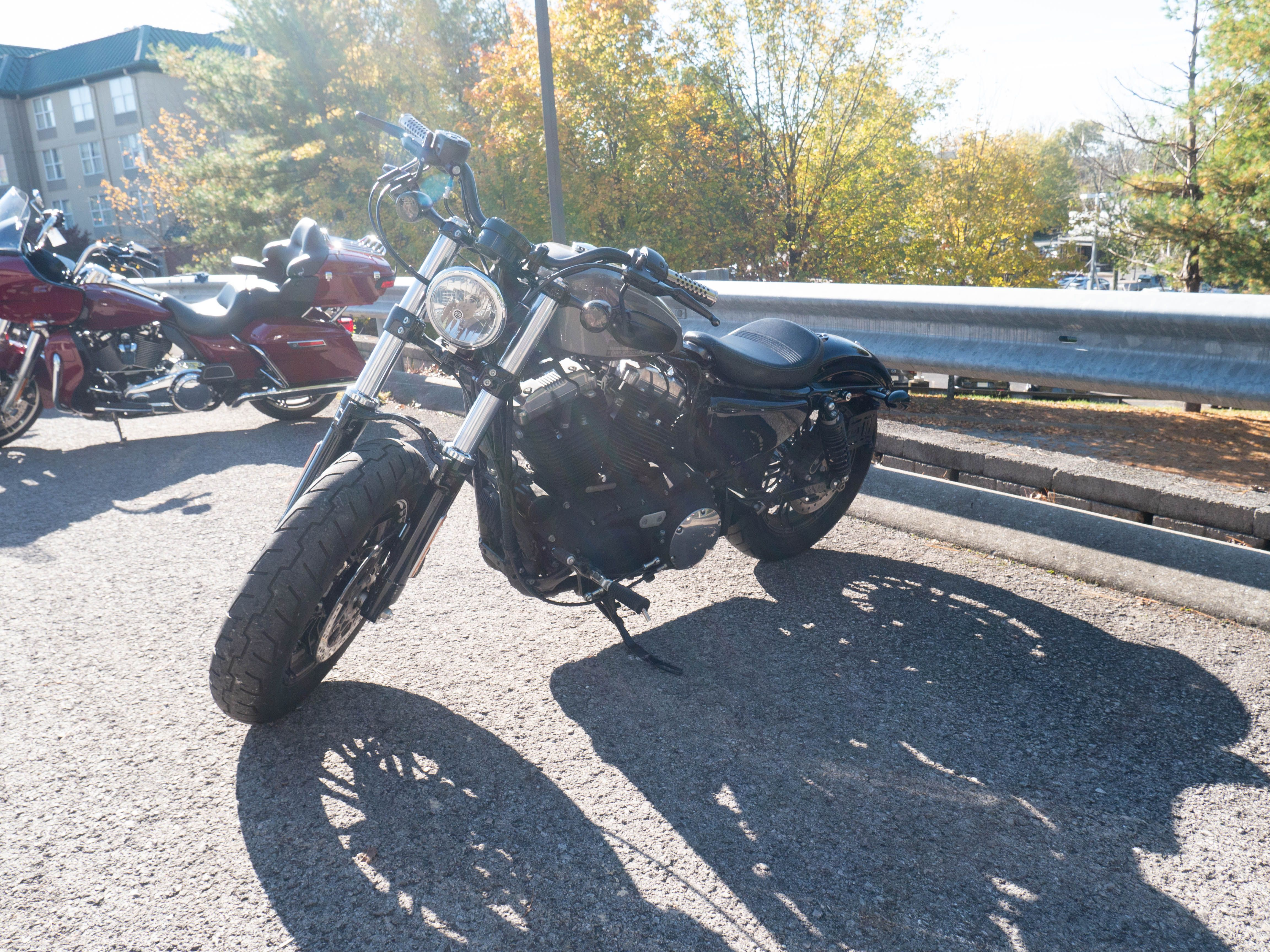 Pre-Owned 2016 Harley-Davidson Forty-Eight