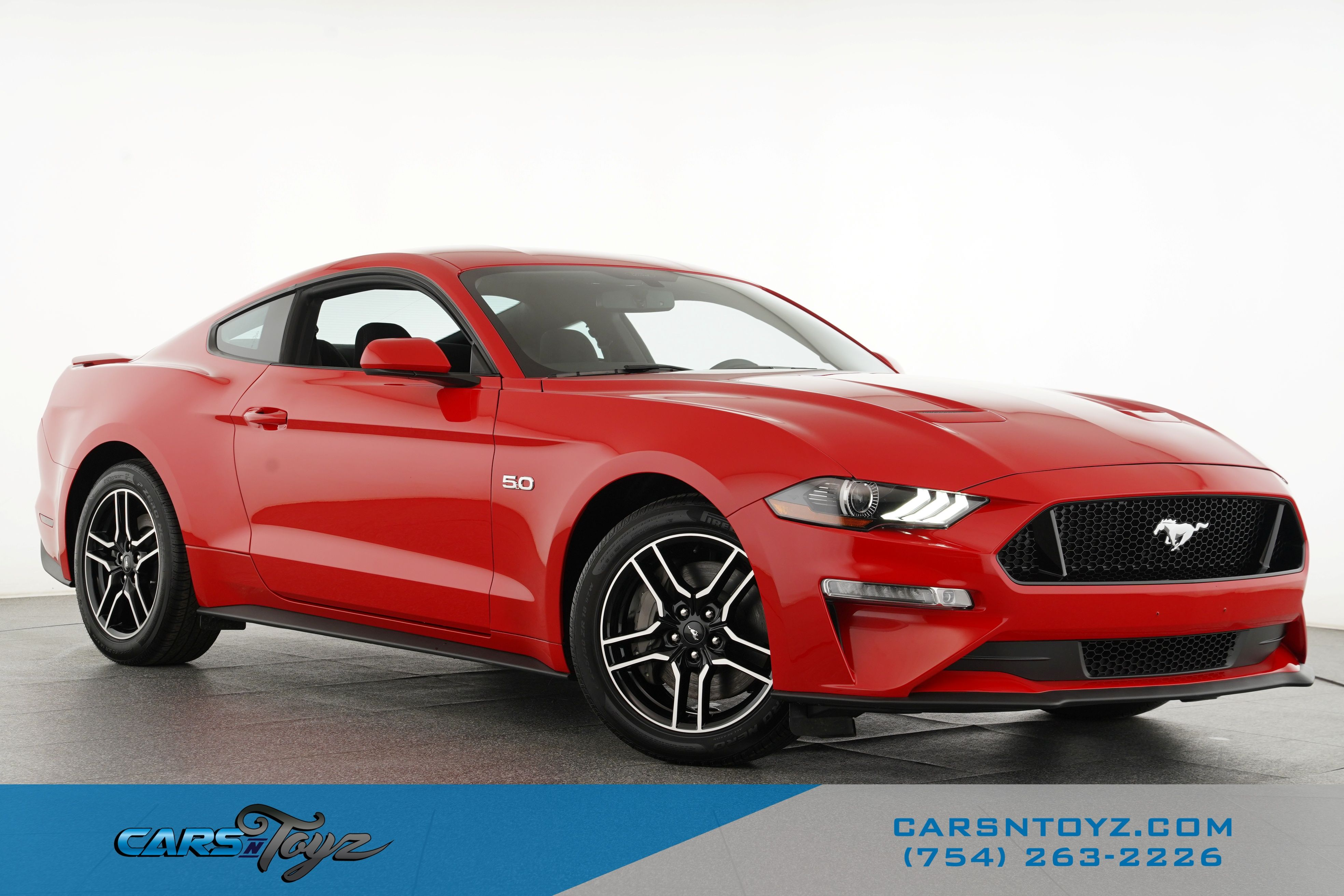 2020 Ford Mustang GT Rear Wheel Drive Coupe