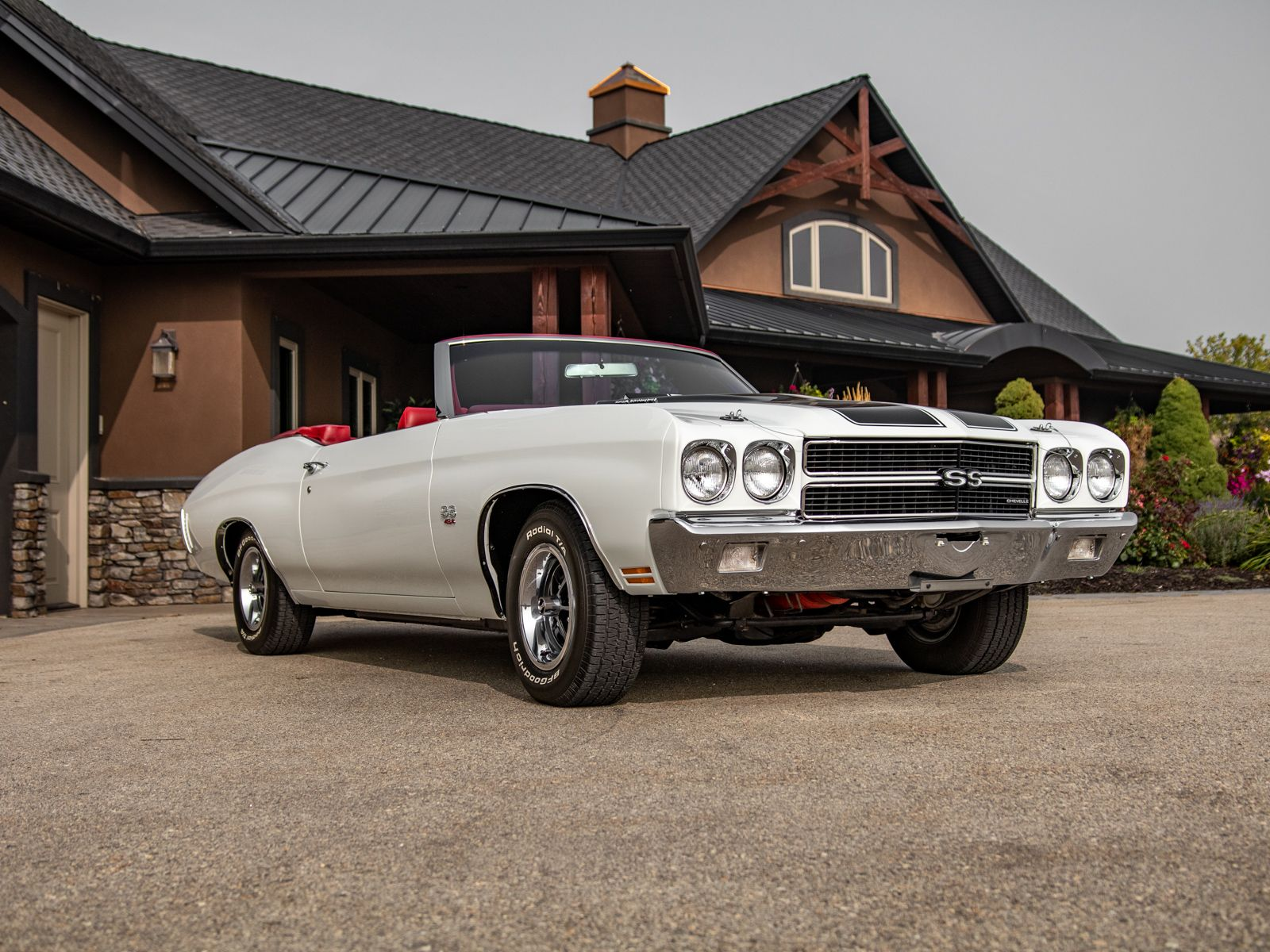 Pre-Owned 1970 Chevrolet Chevelle SS COPO 1 OF 3 IN THE WORLD