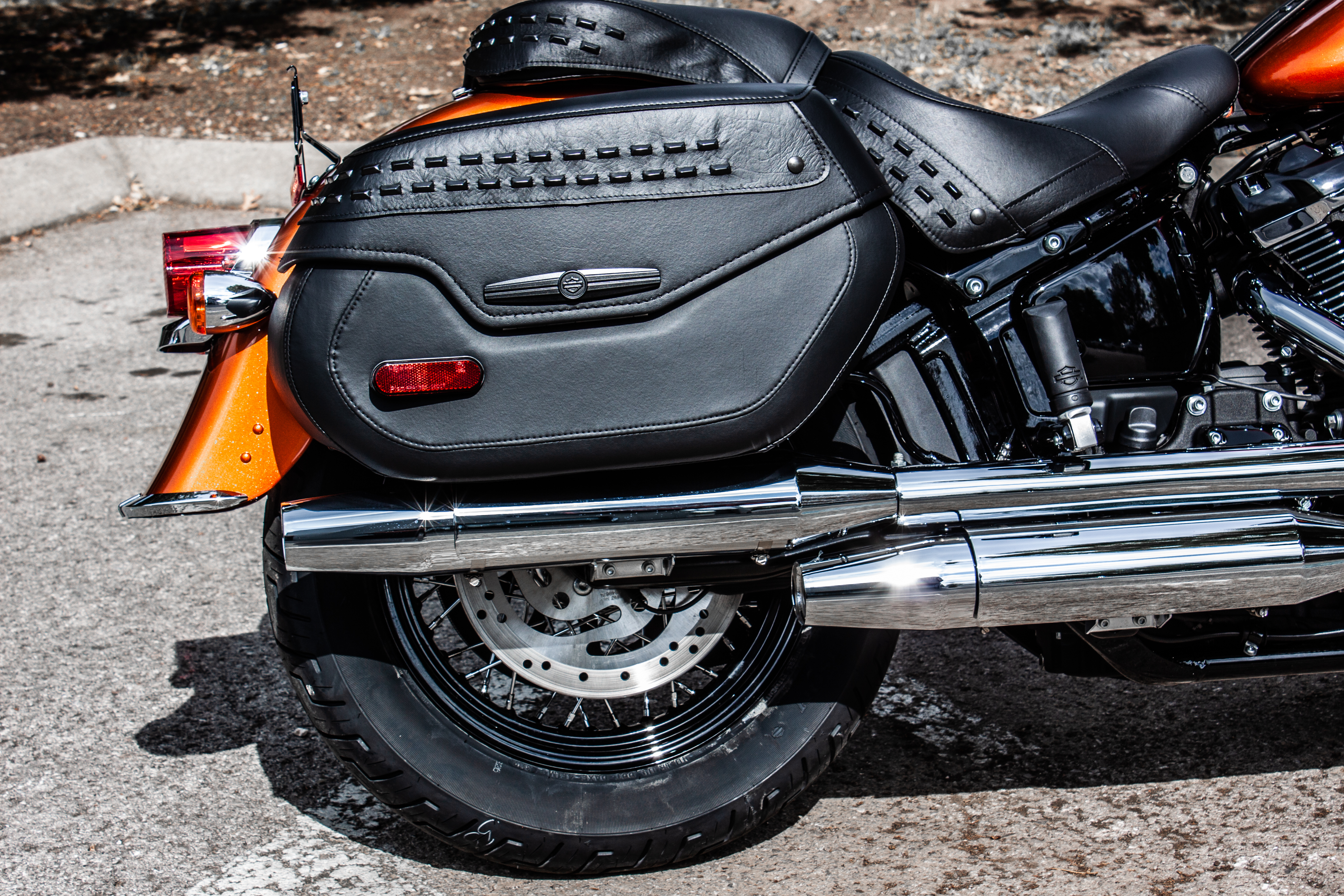 New 2020 Harley-Davidson Heritage Classic 114