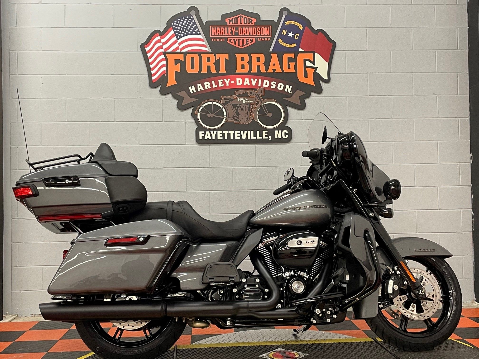 New 2021 Harley-Davidson Touring Ultra Limited FLHTK
