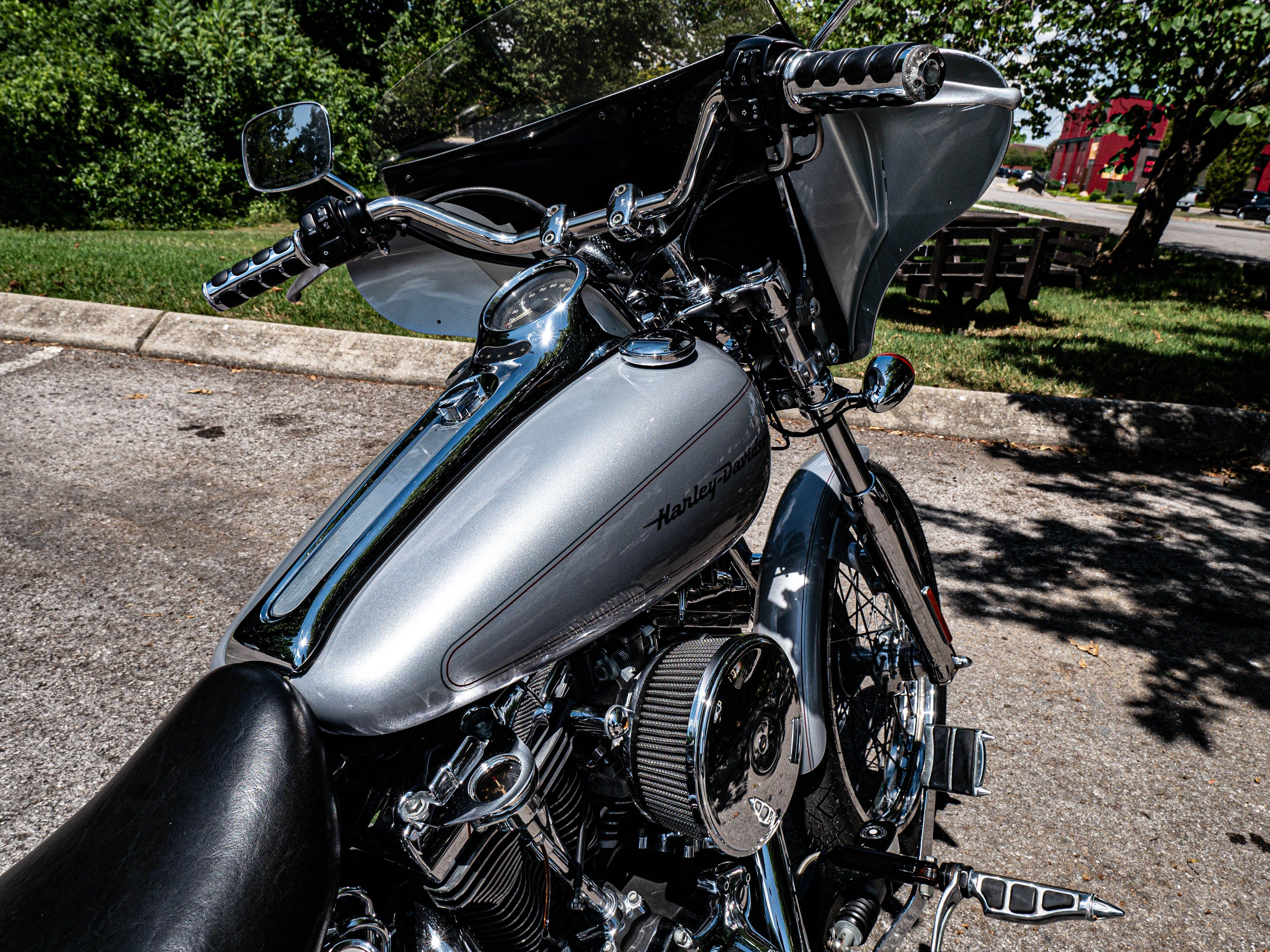 Pre-Owned 2001 Harley-Davidson Deuce