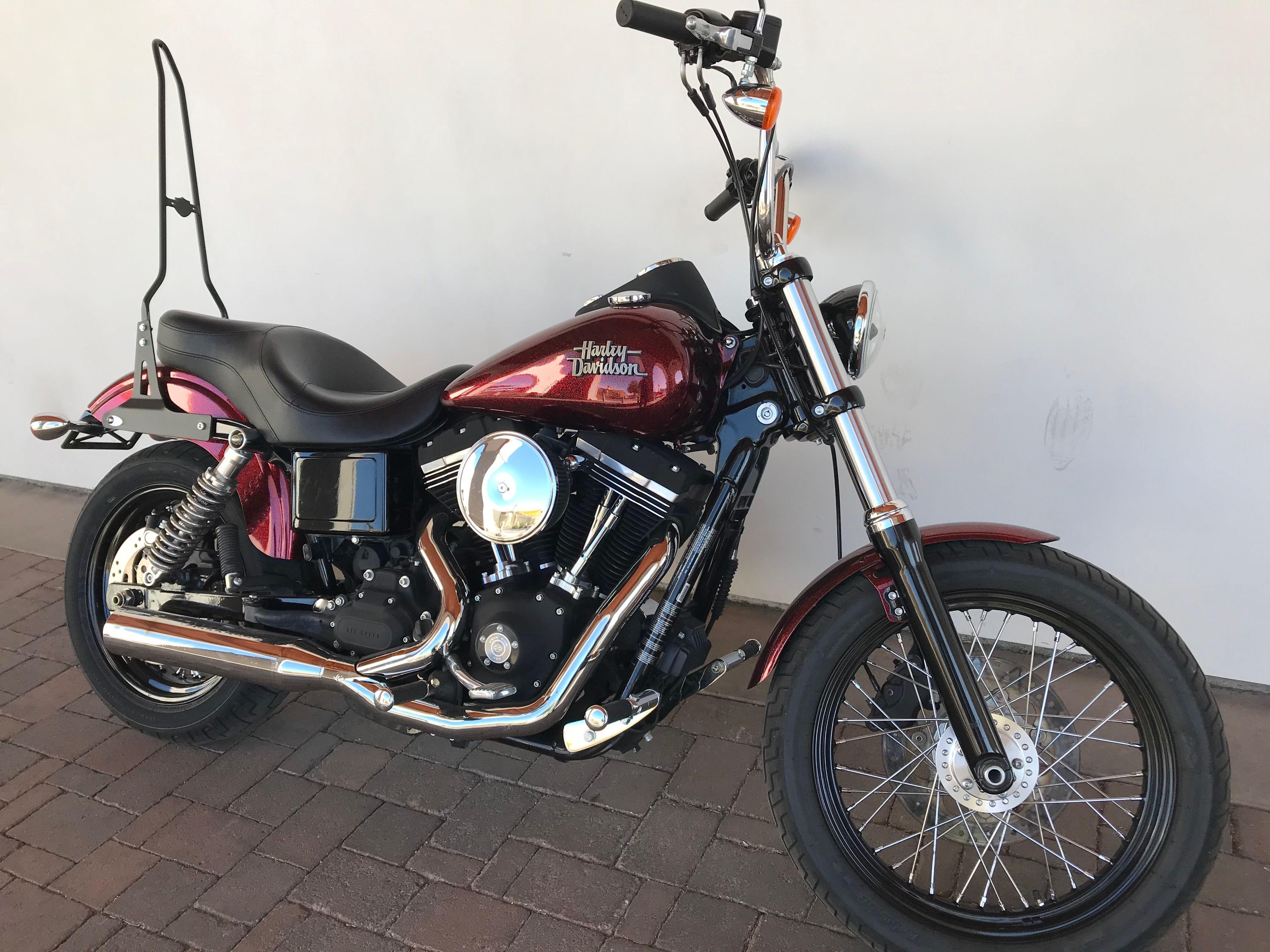 Pre-Owned 2013 Harley-Davidson Street Bob