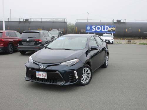 Pre-Owned 2018 Toyota Corolla SE