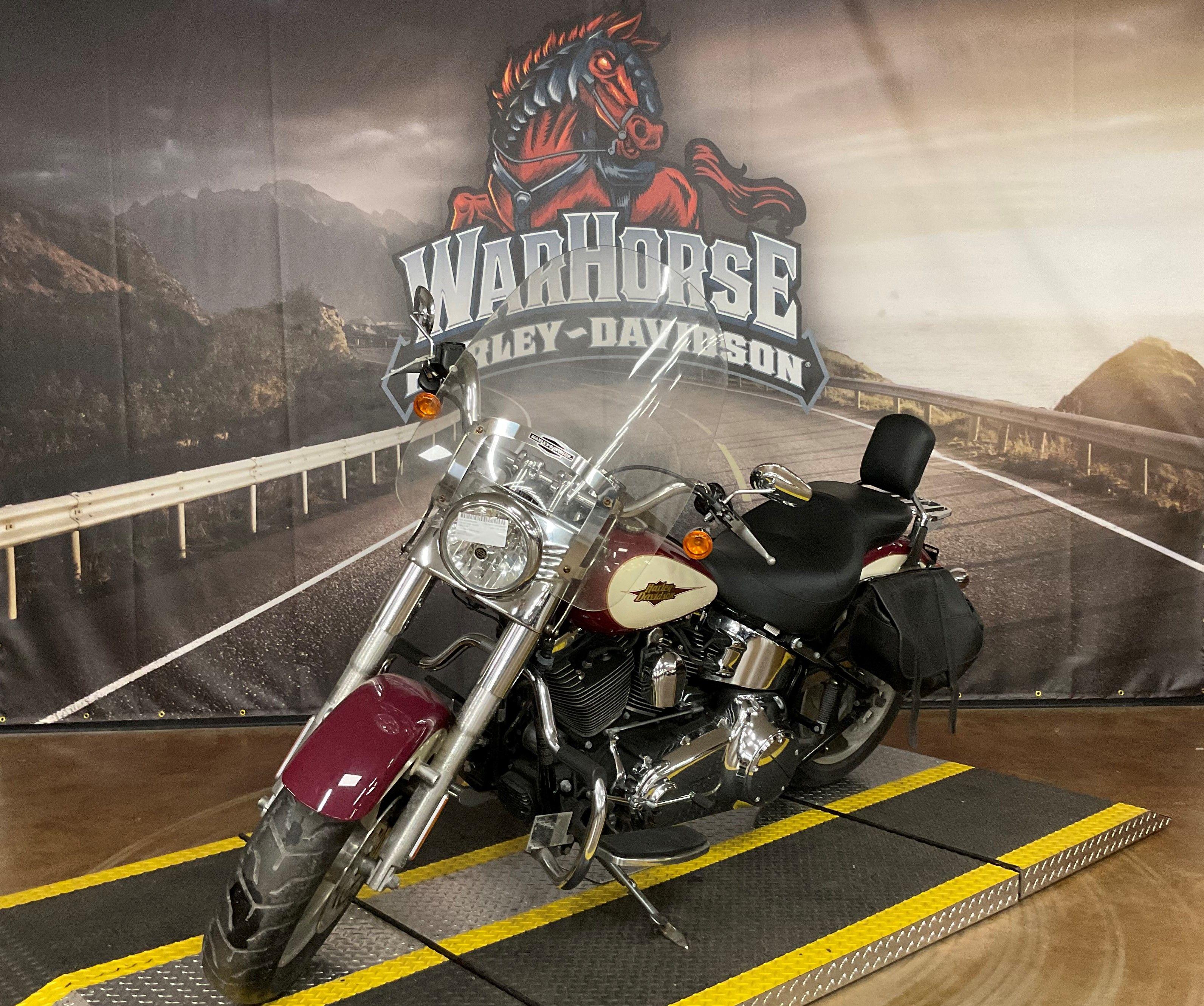 Pre-Owned 2007 Harley-Davidson Fat Boy