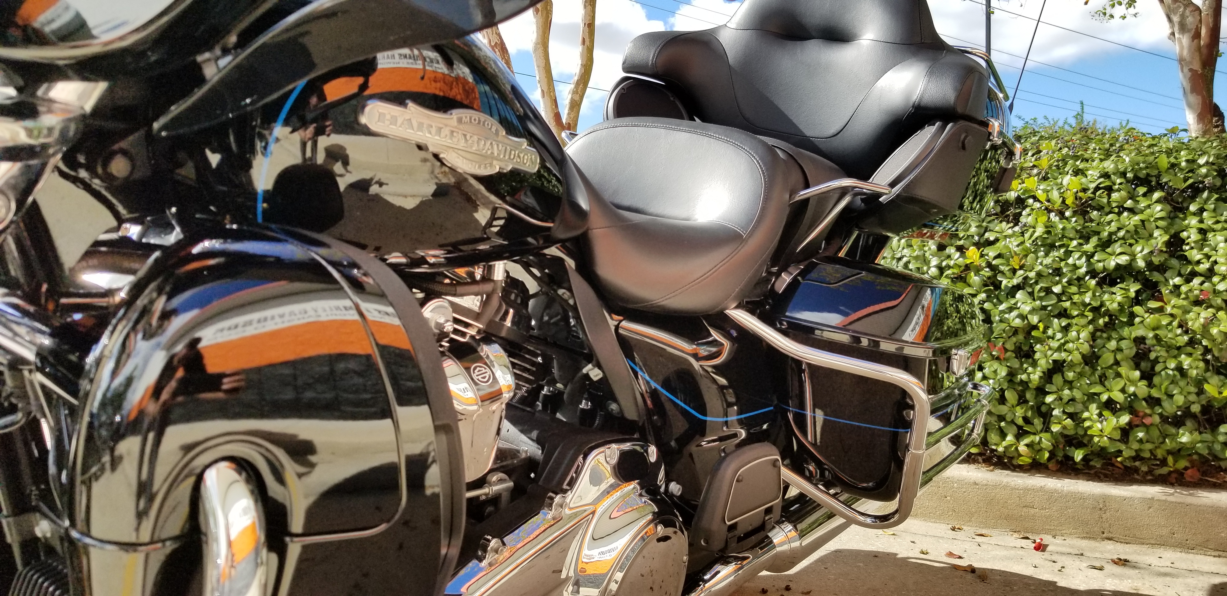 Pre-Owned 2018 Harley-Davidson Ultra Limited Special Edition