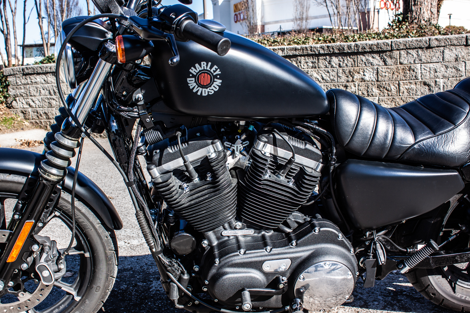Pre-Owned 2019 Harley-Davidson Iron 883