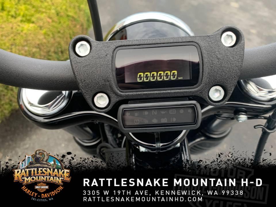 New 2020 Harley-Davidson Street Bob