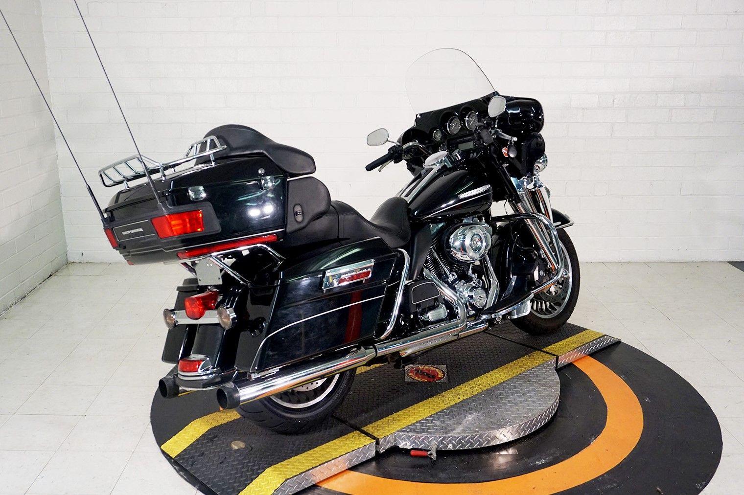 Pre-Owned 2012 Harley-Davidson Electra Glide Ultra Limited
