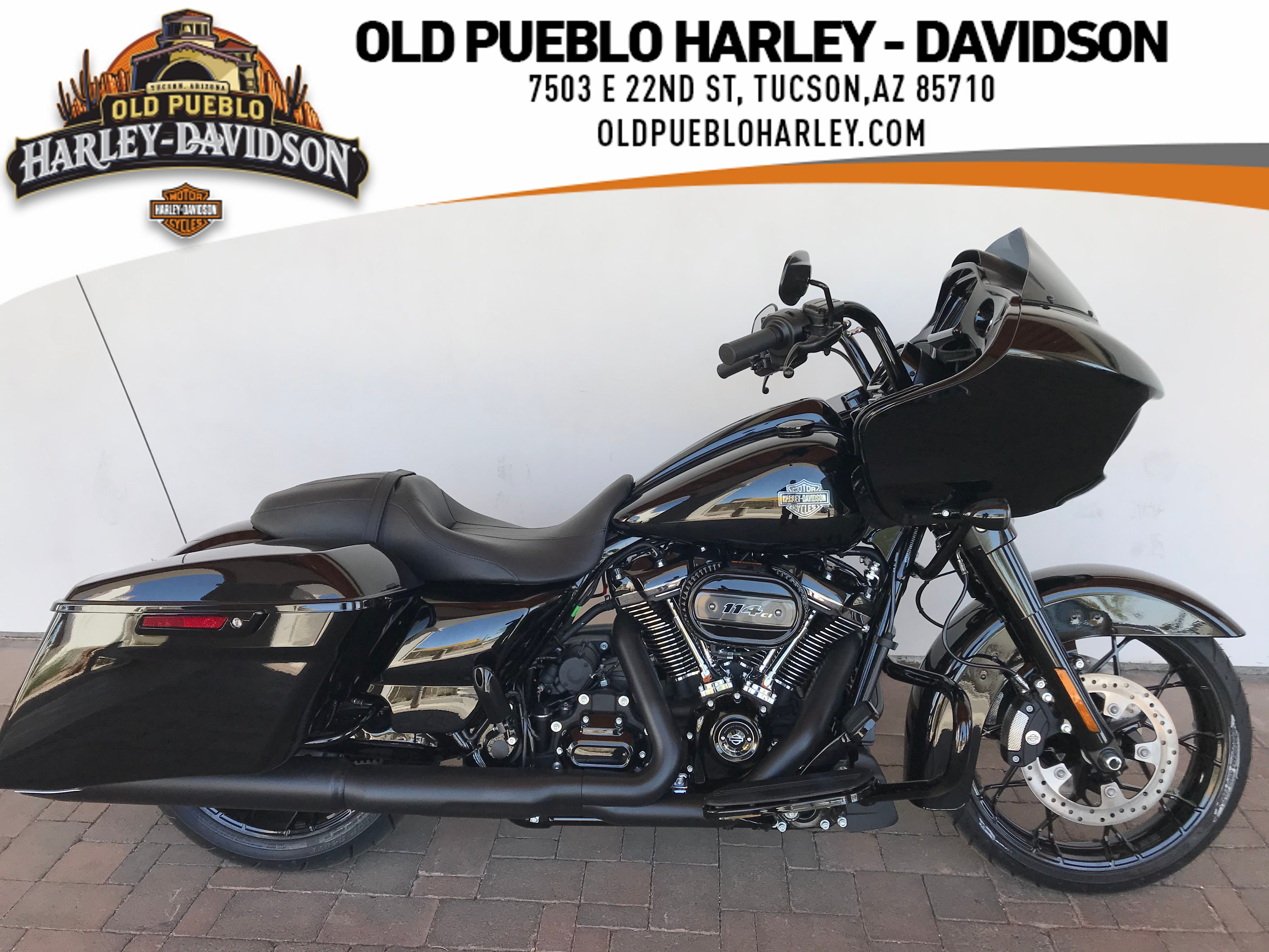 New 2021 Harley-Davidson Touring Road Glide Special FLTRXS