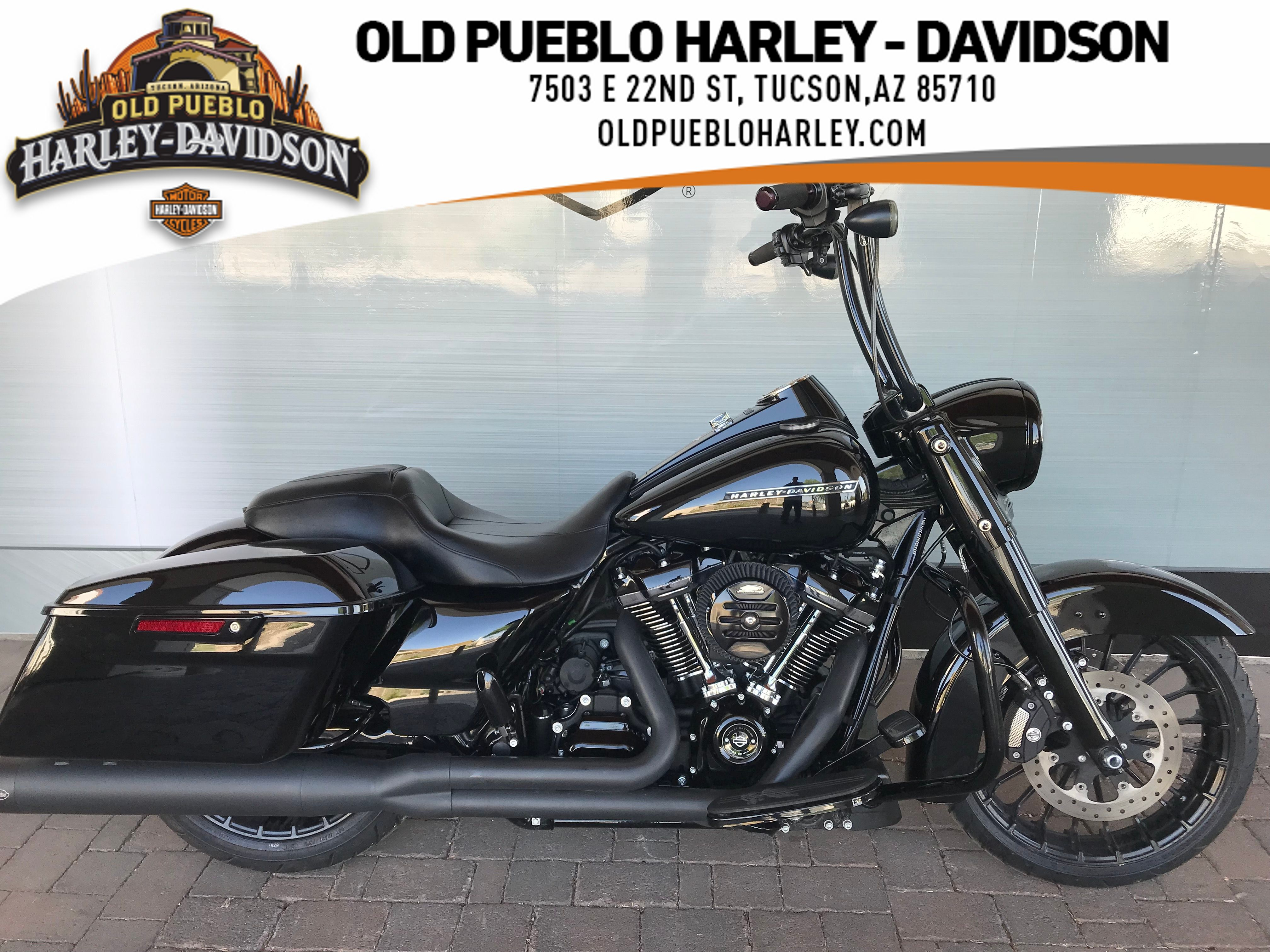 2018 Harley-Davidson Road King Special