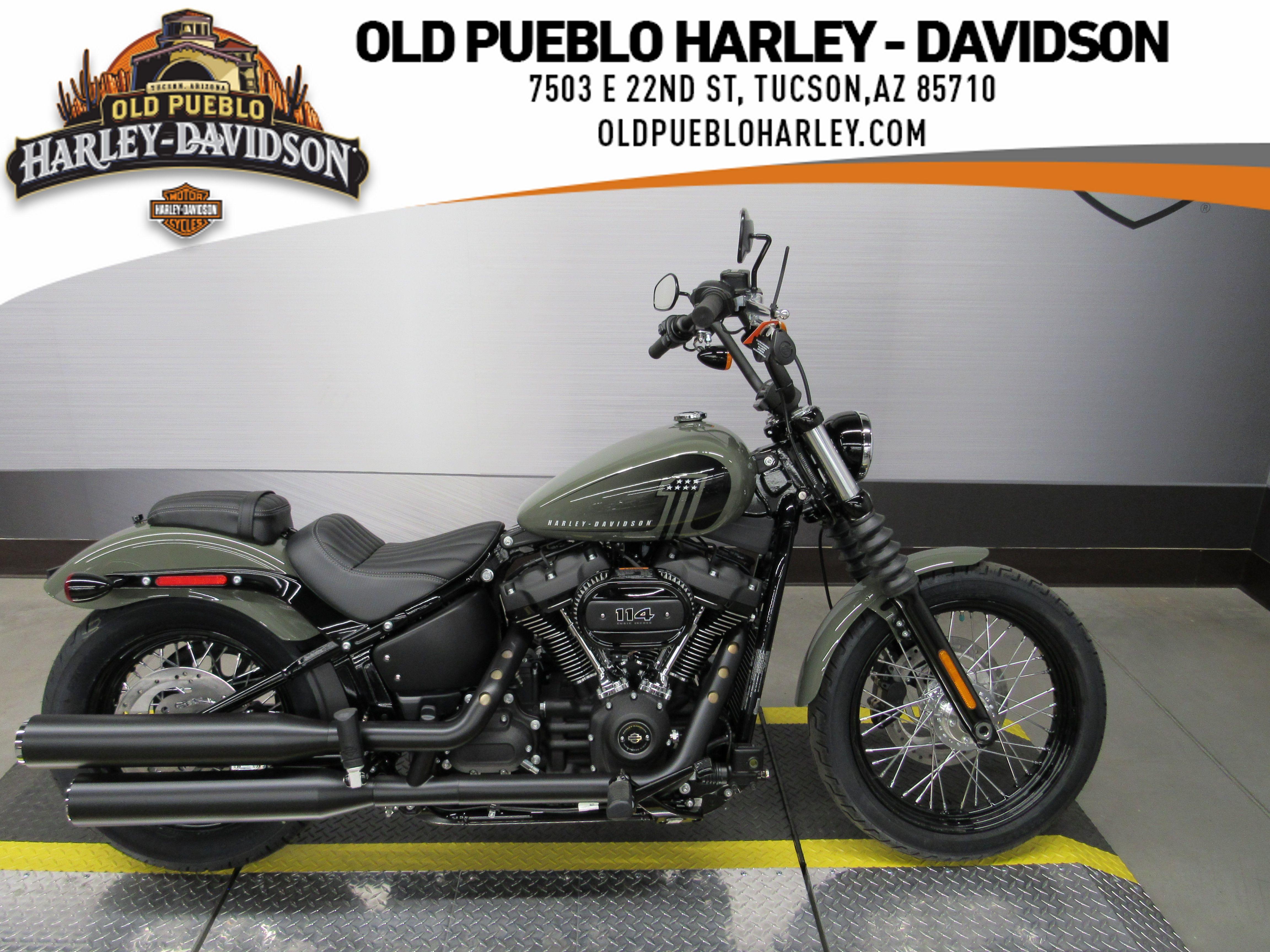 2021 Harley-Davidson Street Bob