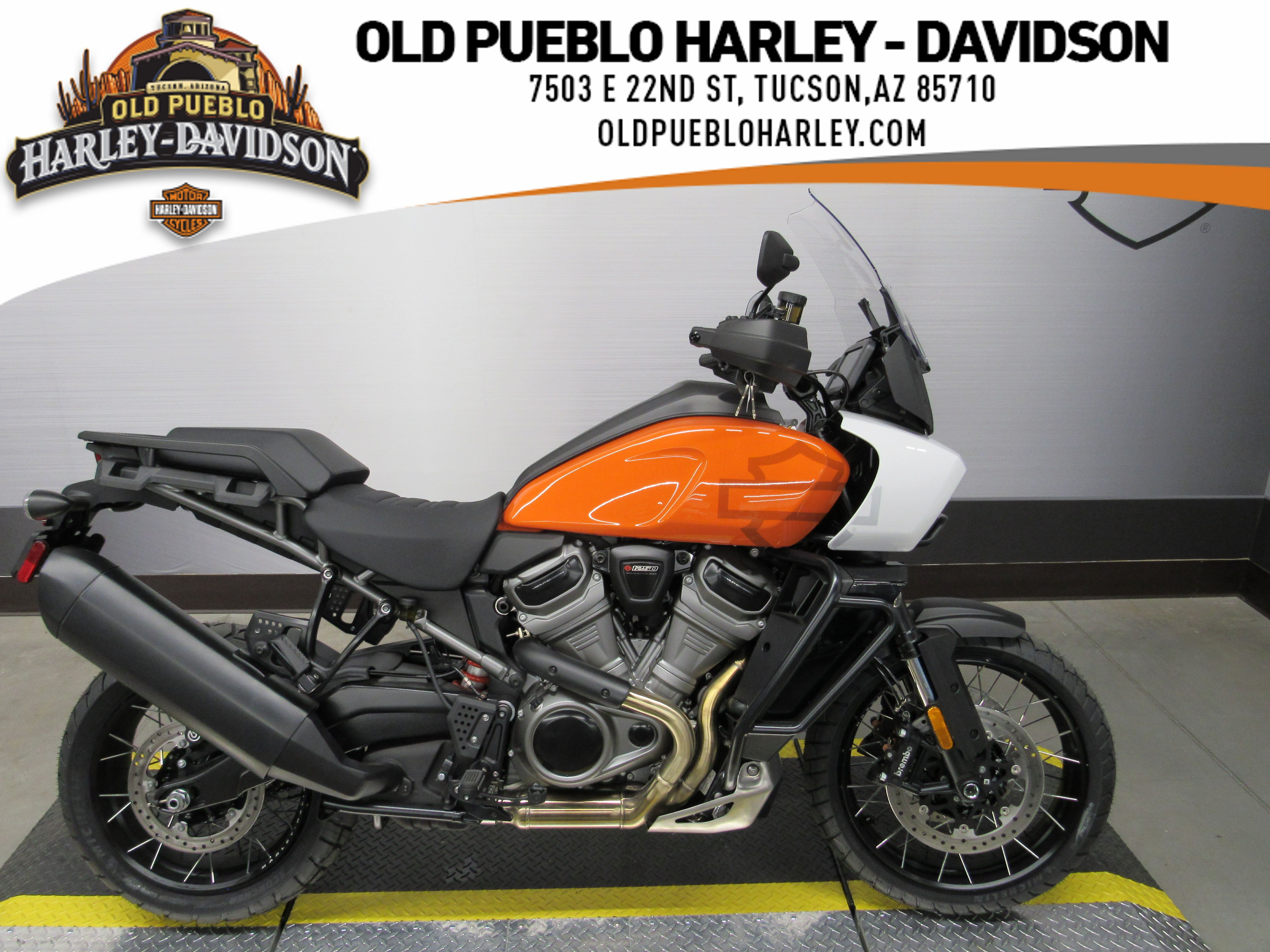 New 2021 Harley-Davidson Pan America 1250 Special