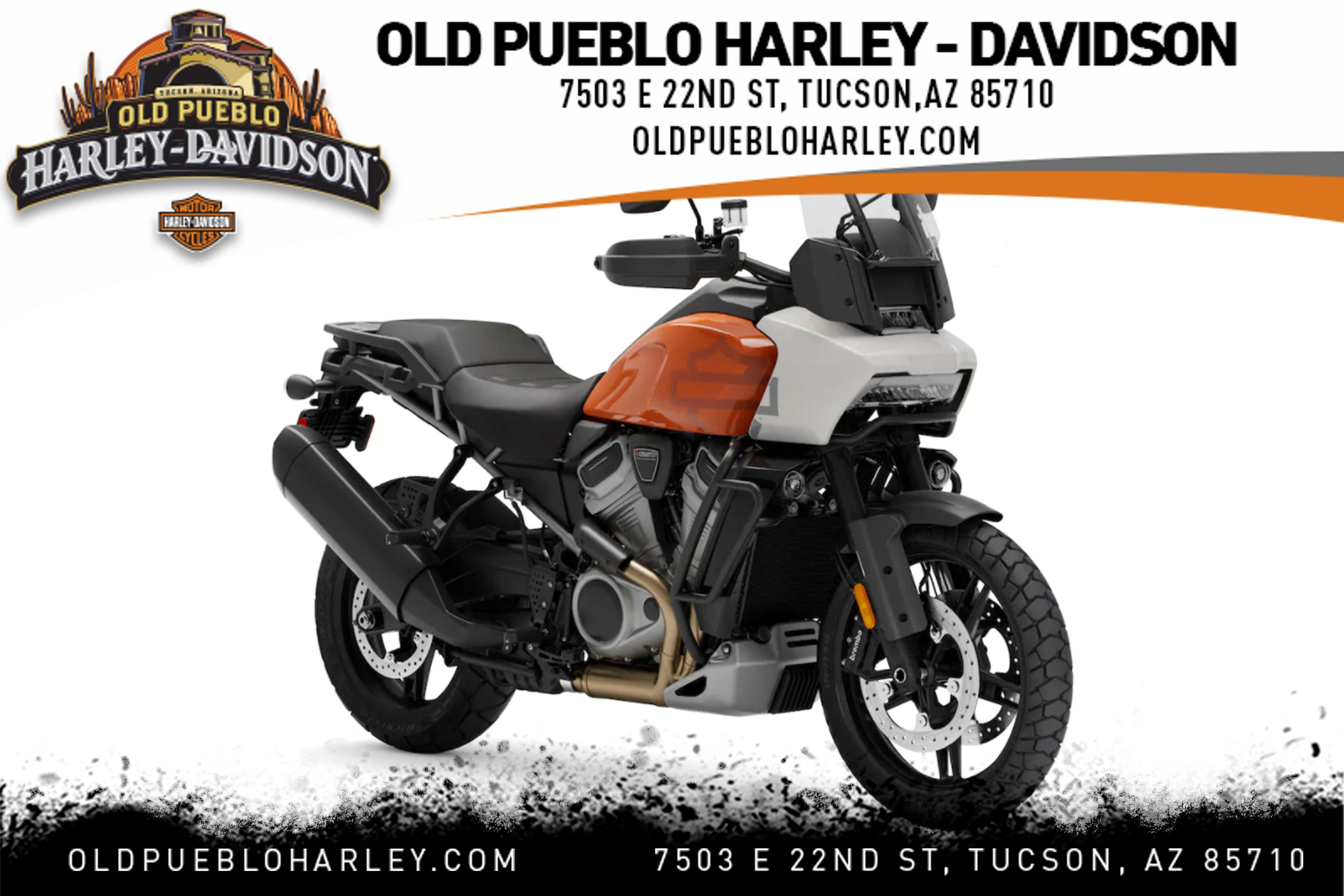 2021 Harley-Davidson Pan America 1250 Special
