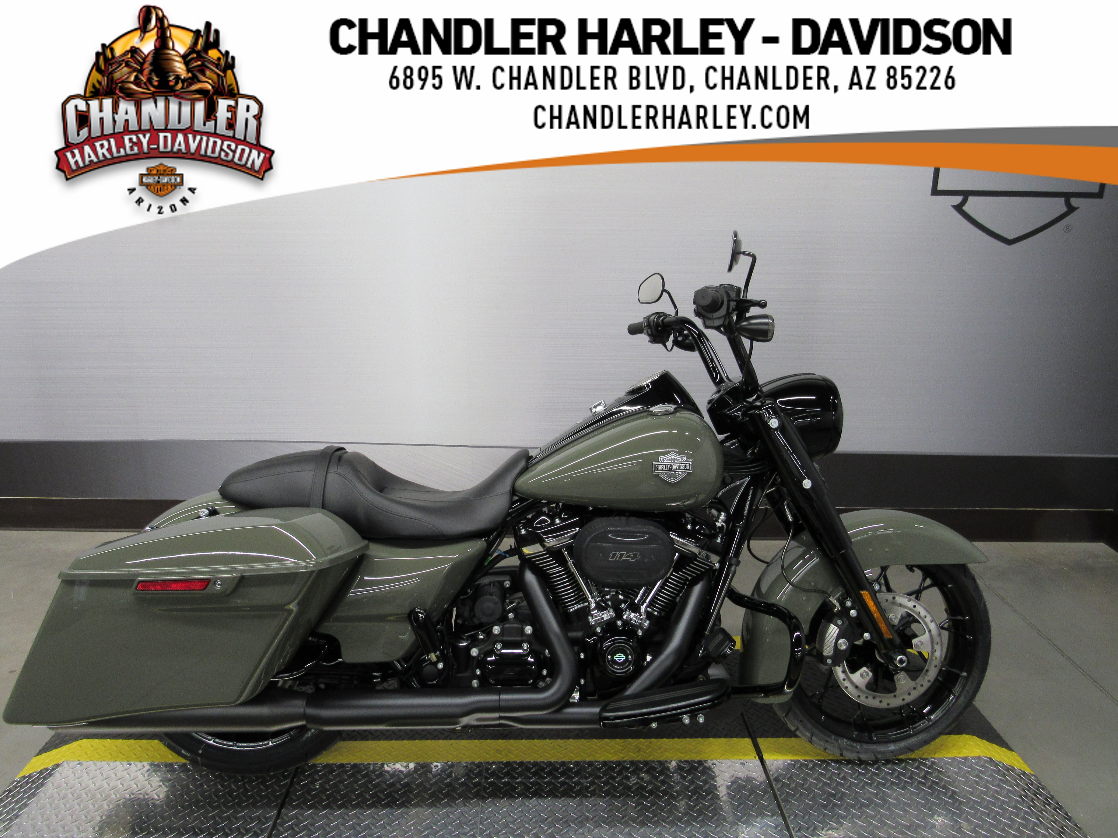 2021 Harley-Davidson Road King Special