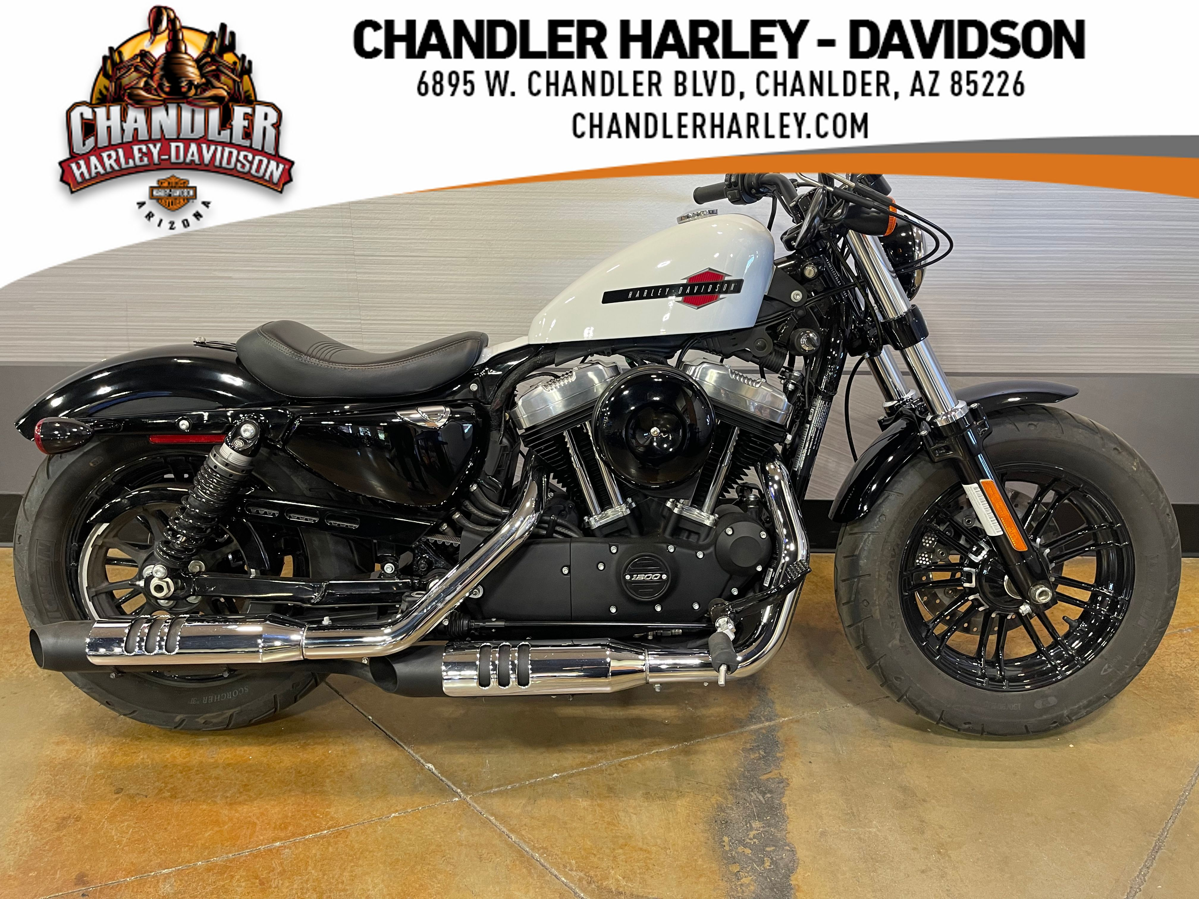 2020 Harley-Davidson Forty-Eight