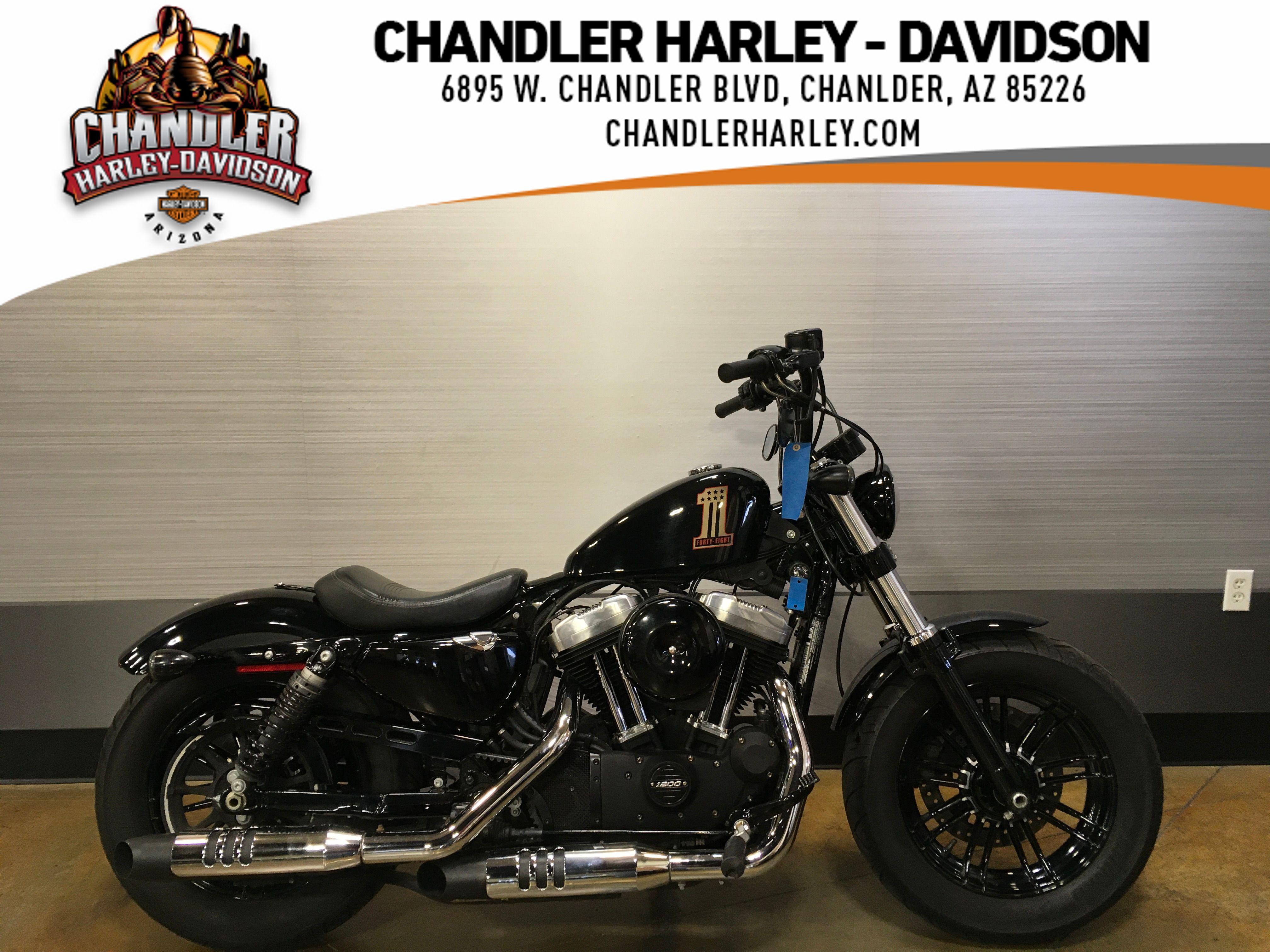 2016 Harley-Davidson Forty-Eight