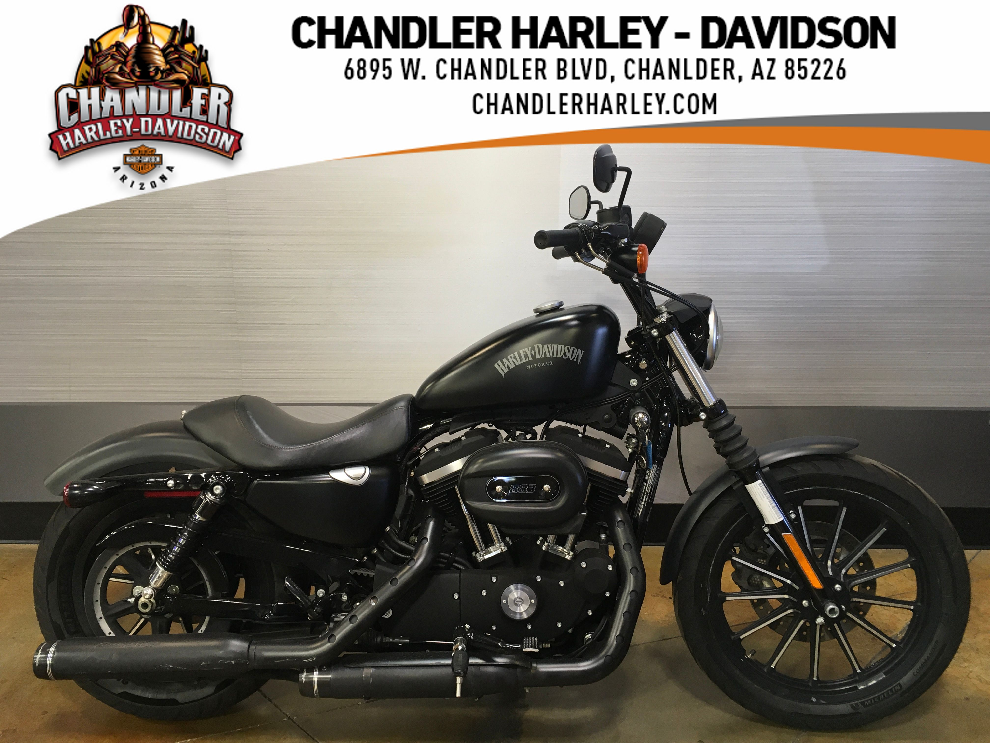2015 Harley-Davidson Iron 883