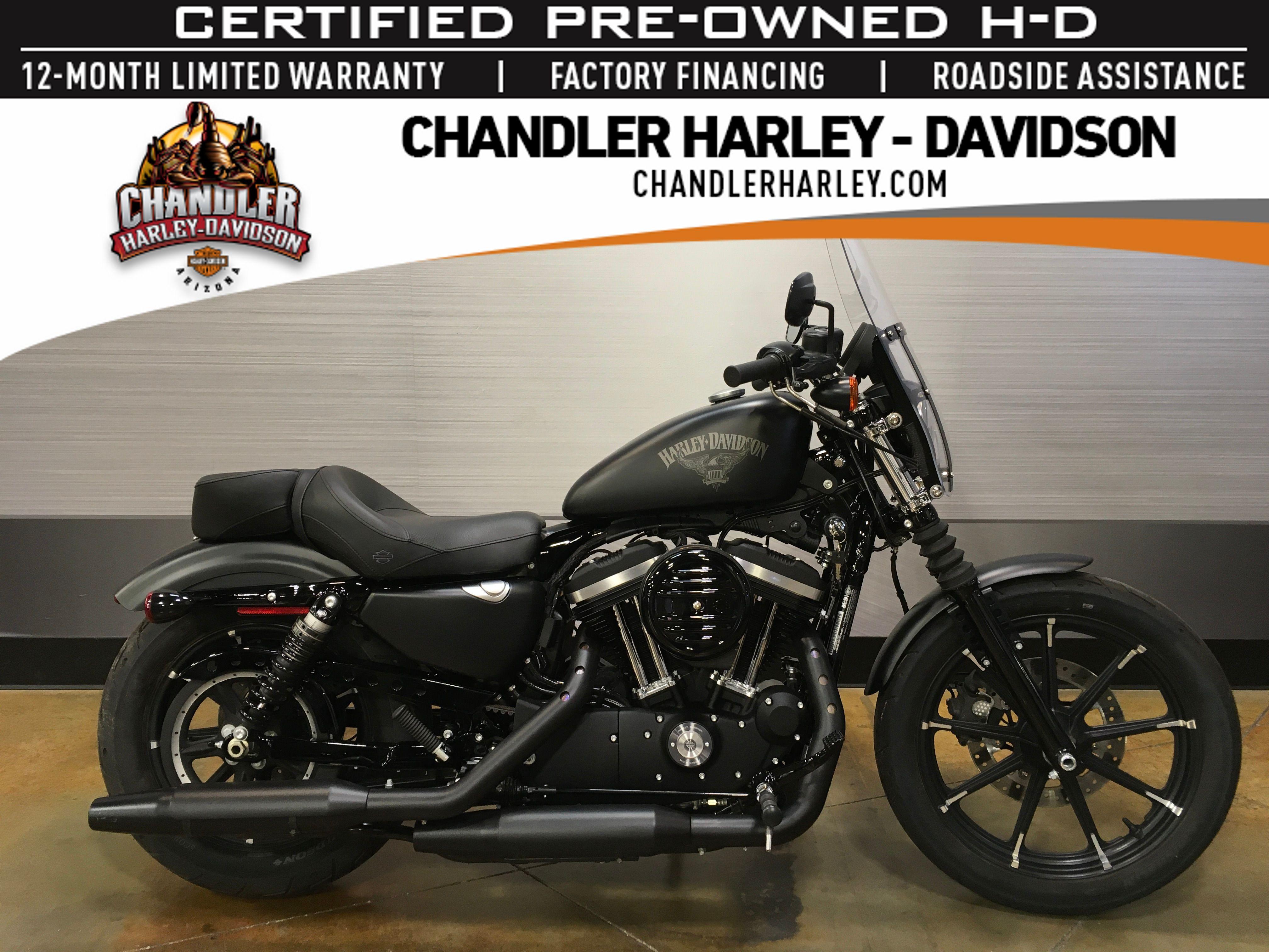 2018 Harley-Davidson Iron 883