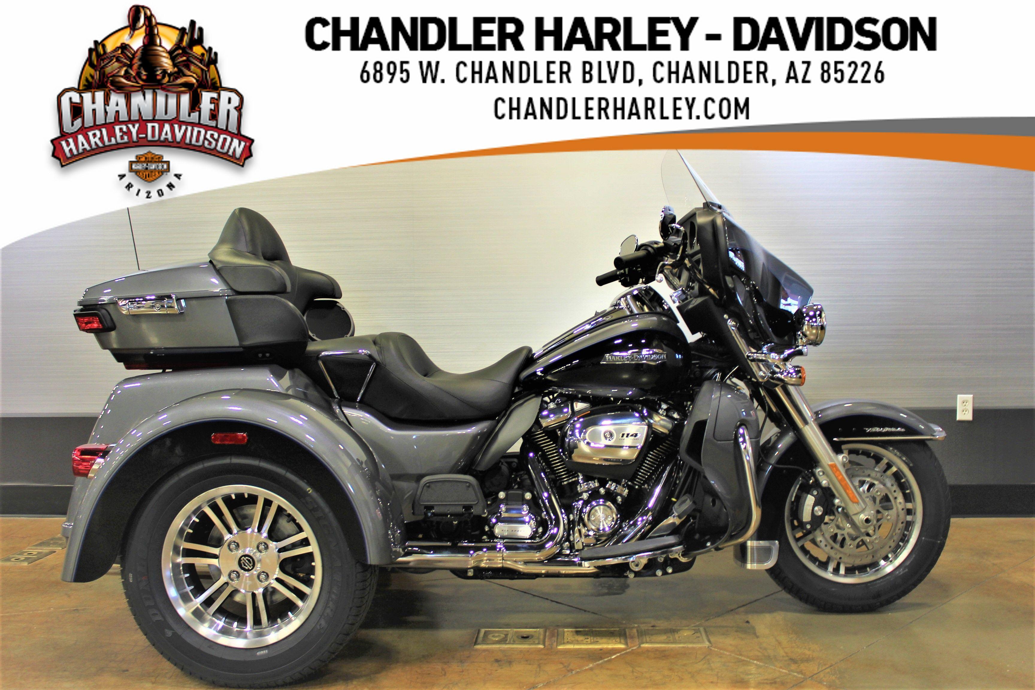 2021 Harley-Davidson Trike Tri Glide Ultra Classic FLHTCUTG CHROME
